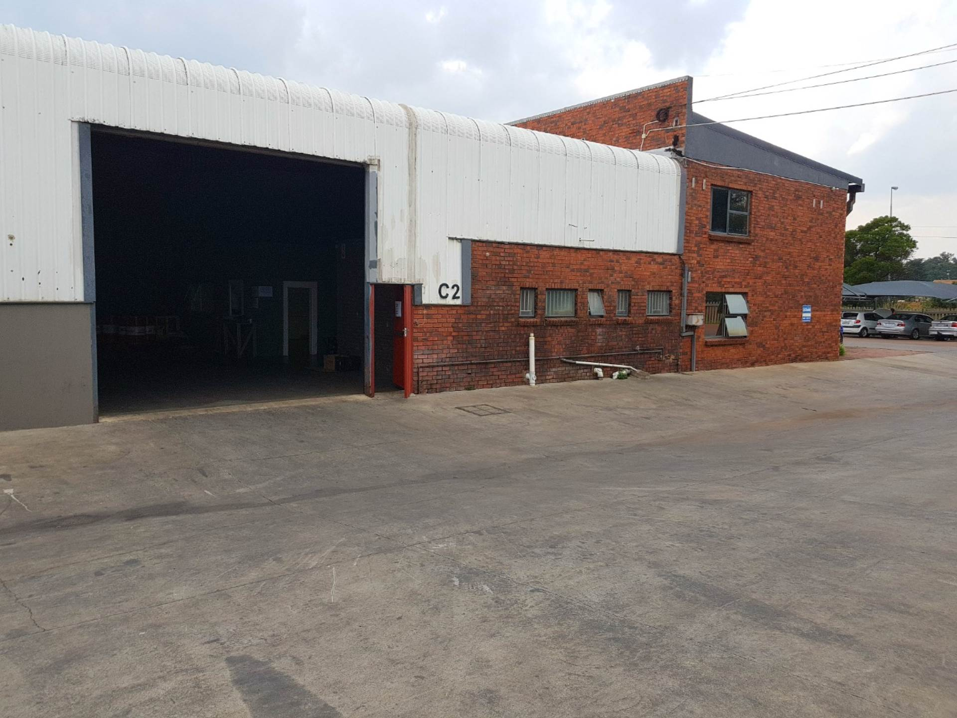 Industrial To Rent In Jet Park