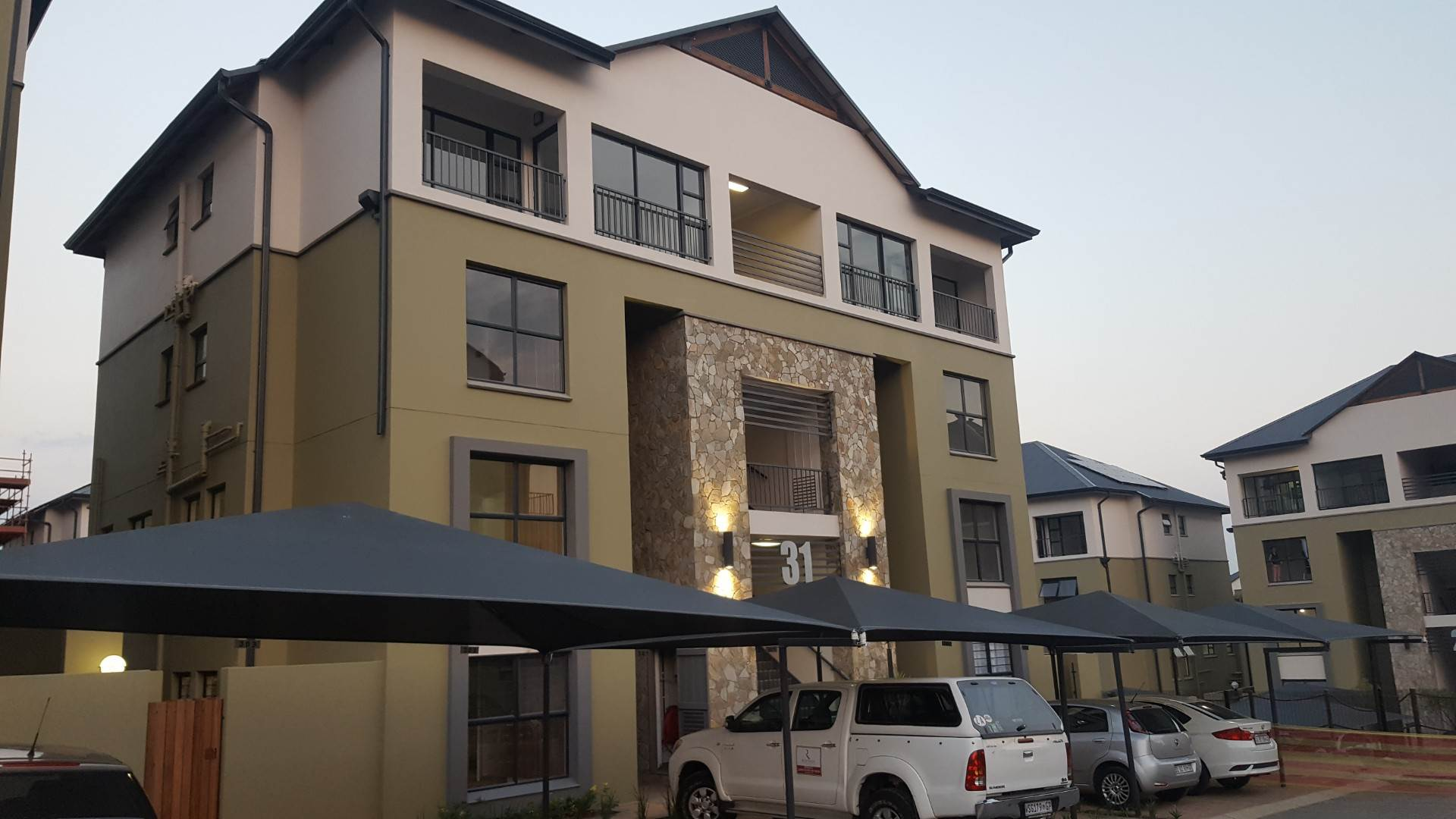 1 BedroomApartment To Rent In Waterfall Country Estate