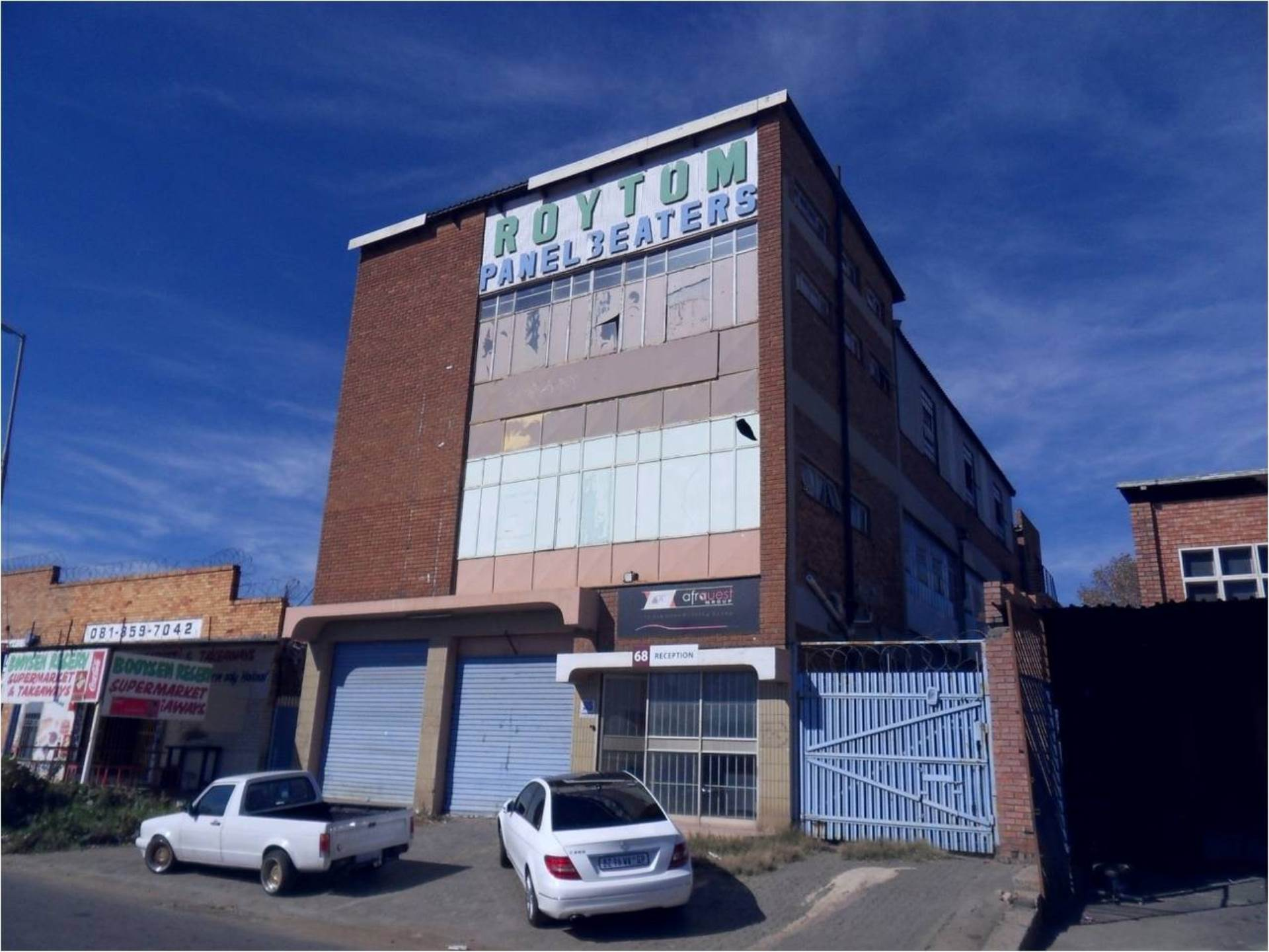 Industrial To Rent In Booysens