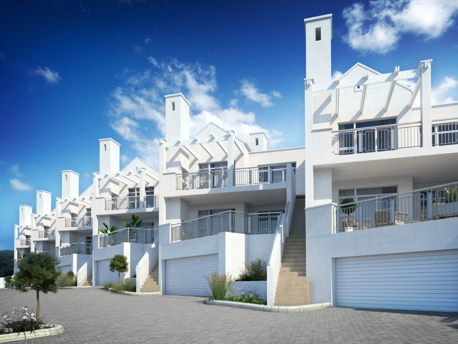 2 BedroomTownhouse To Rent In Big Bay