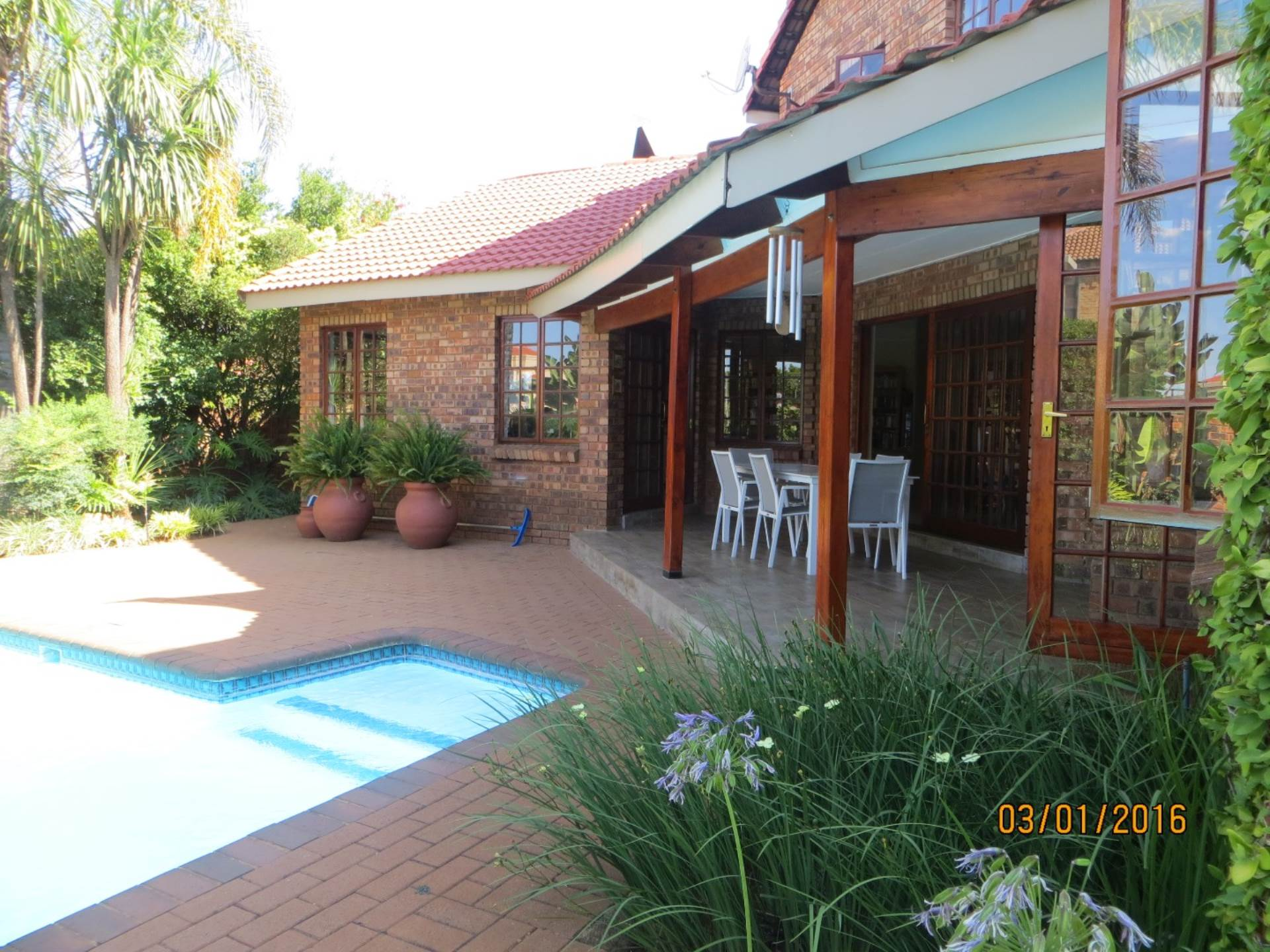 3 BedroomHouse To Rent In Centurion Golf Estate