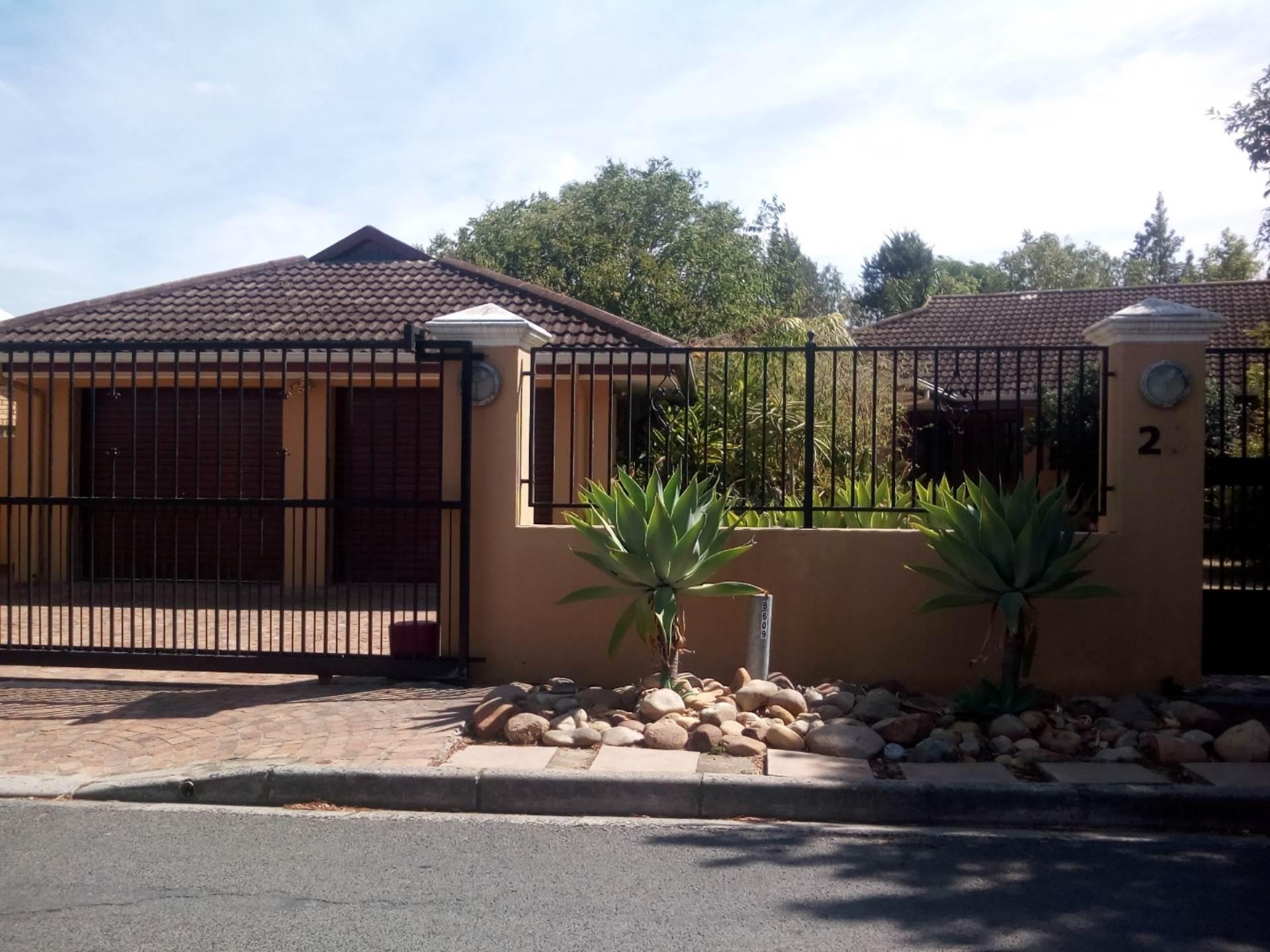 3 BedroomHouse To Rent In Die Boord