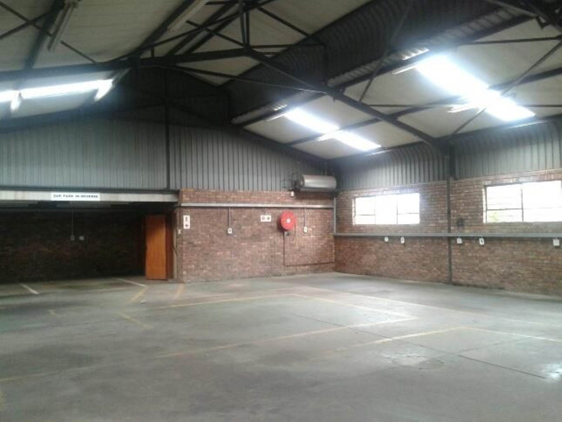 Industrial To Rent In Rynfield
