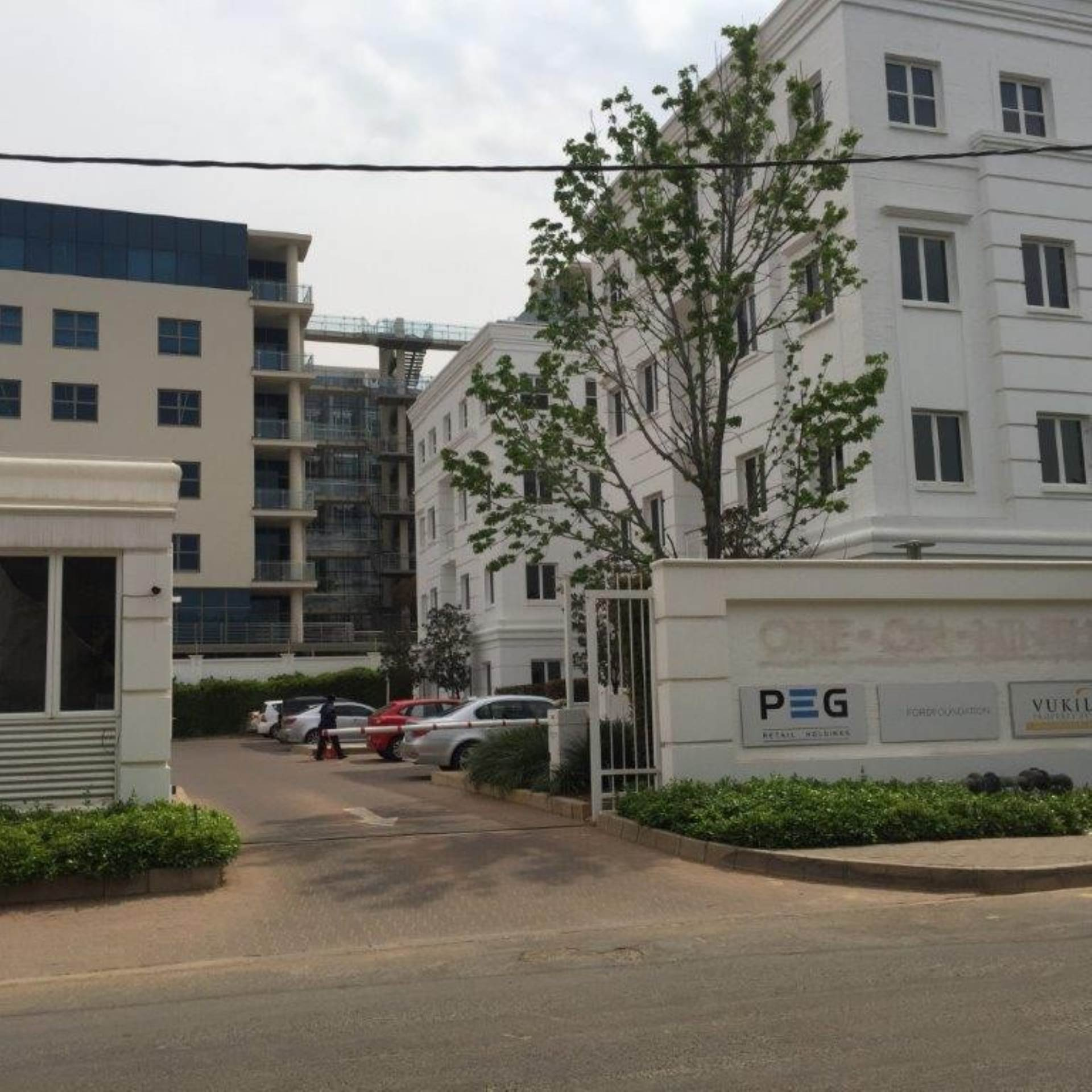 Office To Rent In Houghton Estate