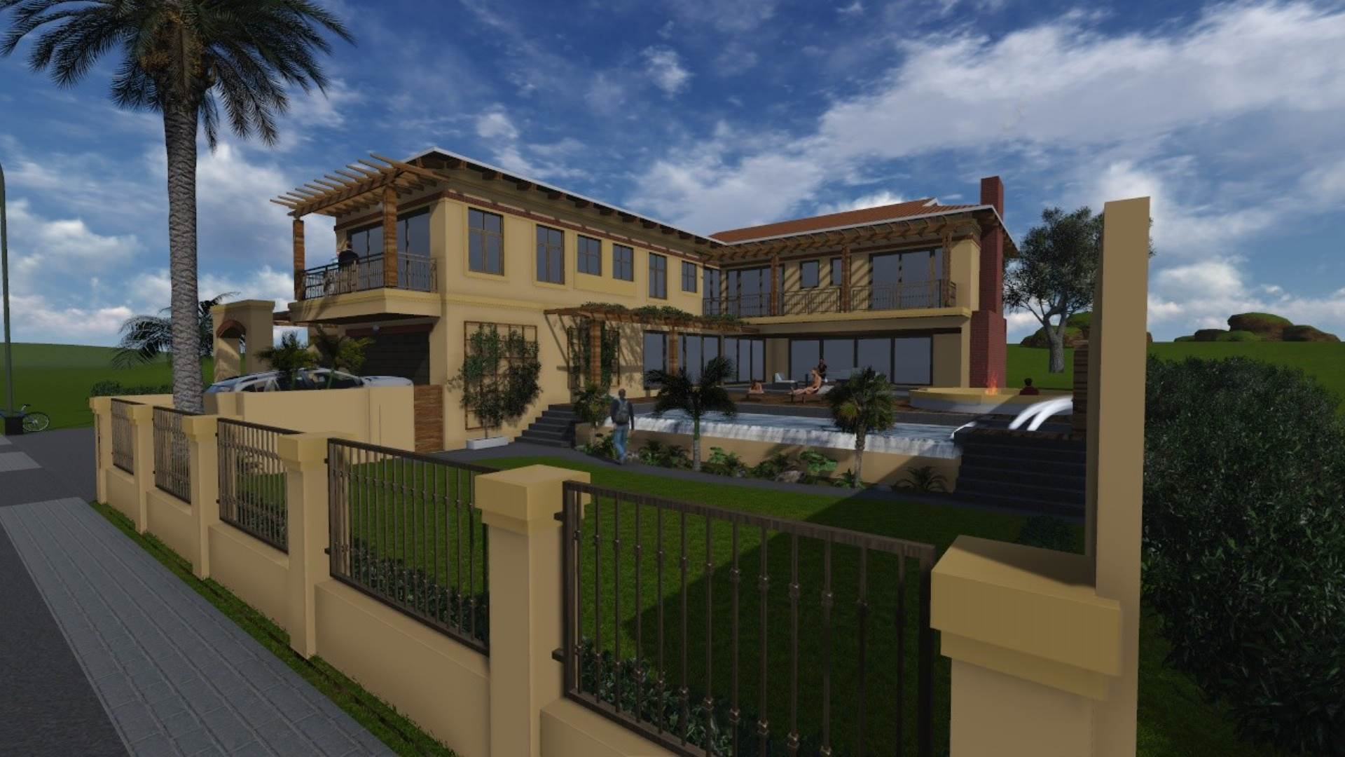 5 BedroomHouse For Sale In Eversdal Heights