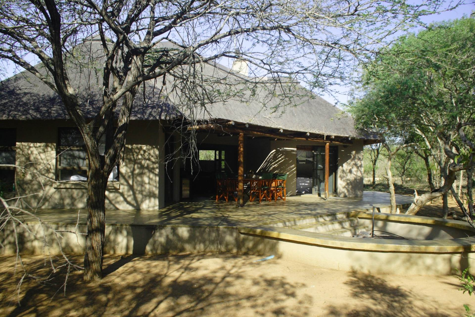 2 BedroomHouse To Rent In Moditlo Nature Reserve