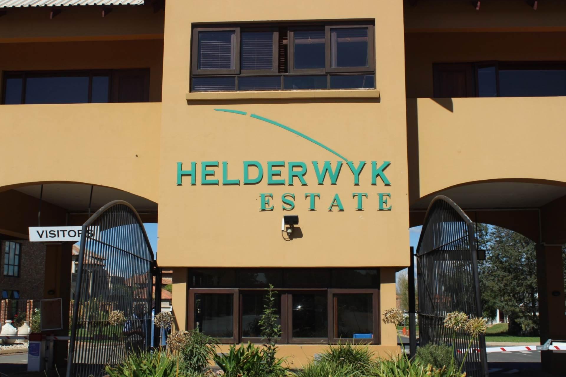 2 BedroomTownhouse To Rent In Helderwyk Estate