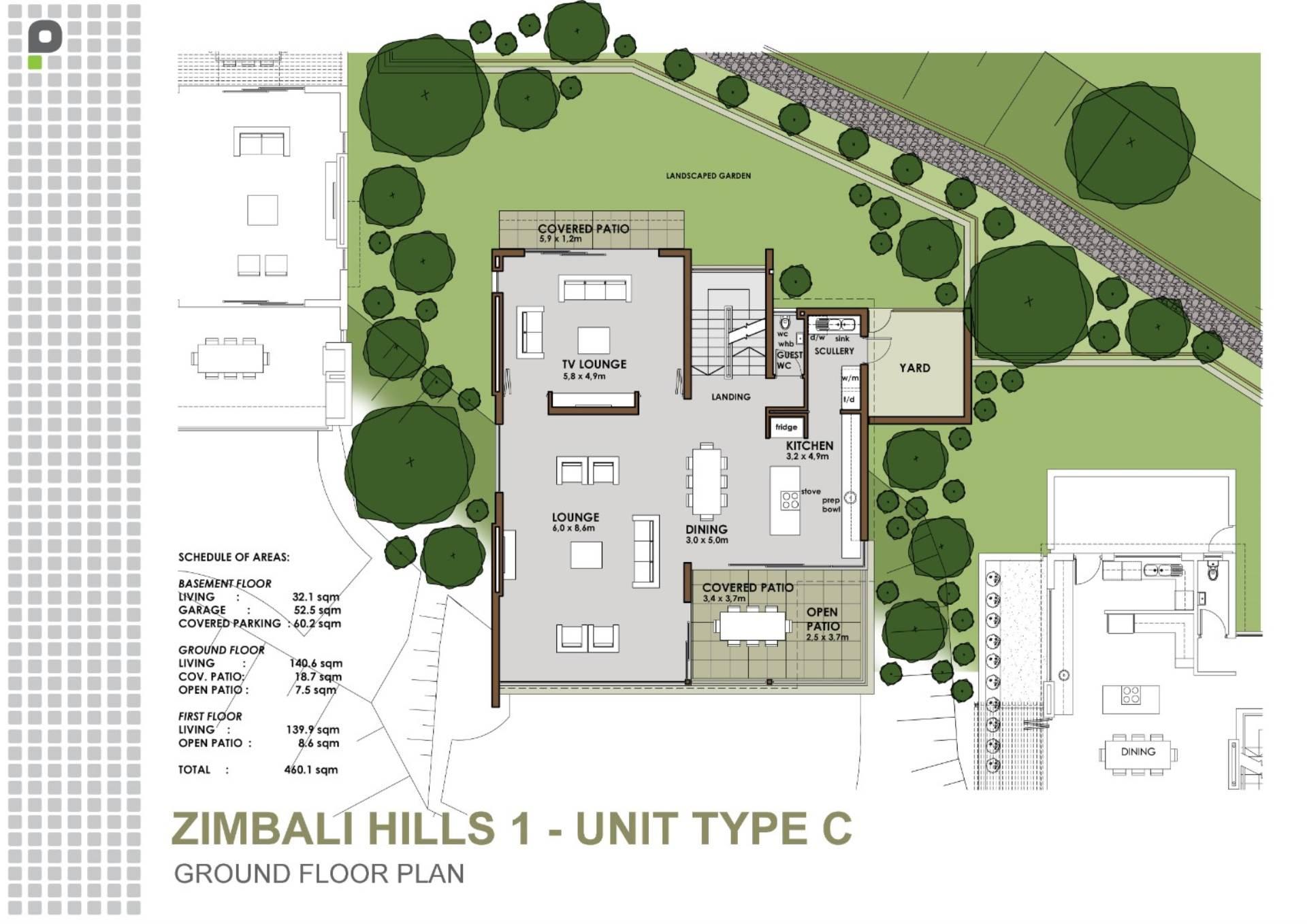 Zimbali, Zimbali Property  | Houses For Sale Zimbali, ZIMBALI, House 4 bedrooms property for sale Price:7,019,500