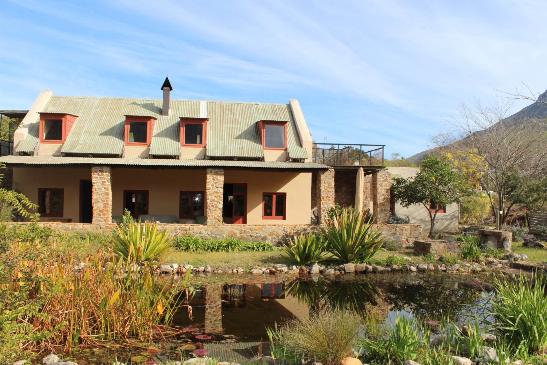 3 BedroomHouse For Sale In Greyton