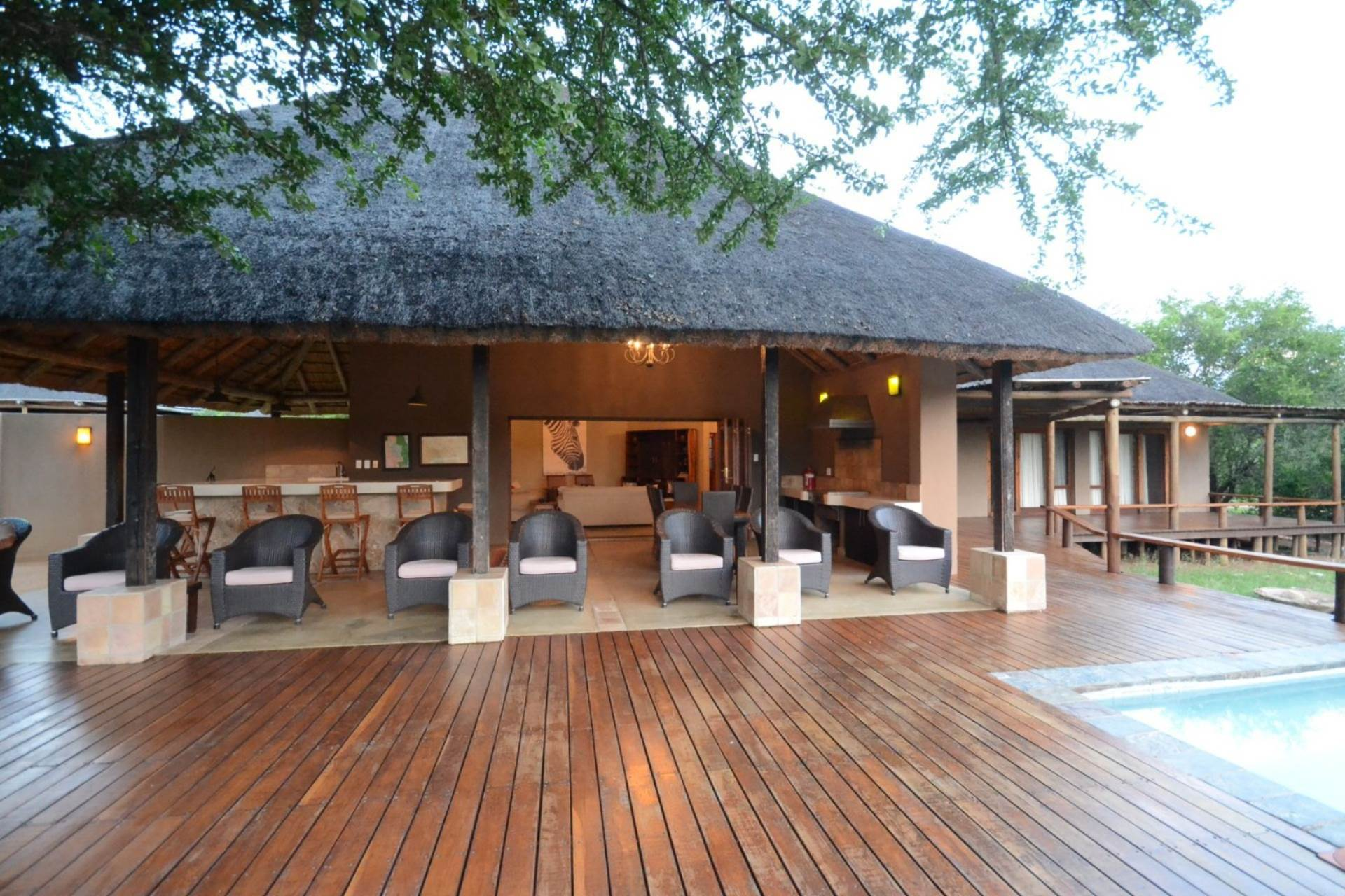 5 BedroomGame Farm Lodge For Sale In Olifants Game Reserve