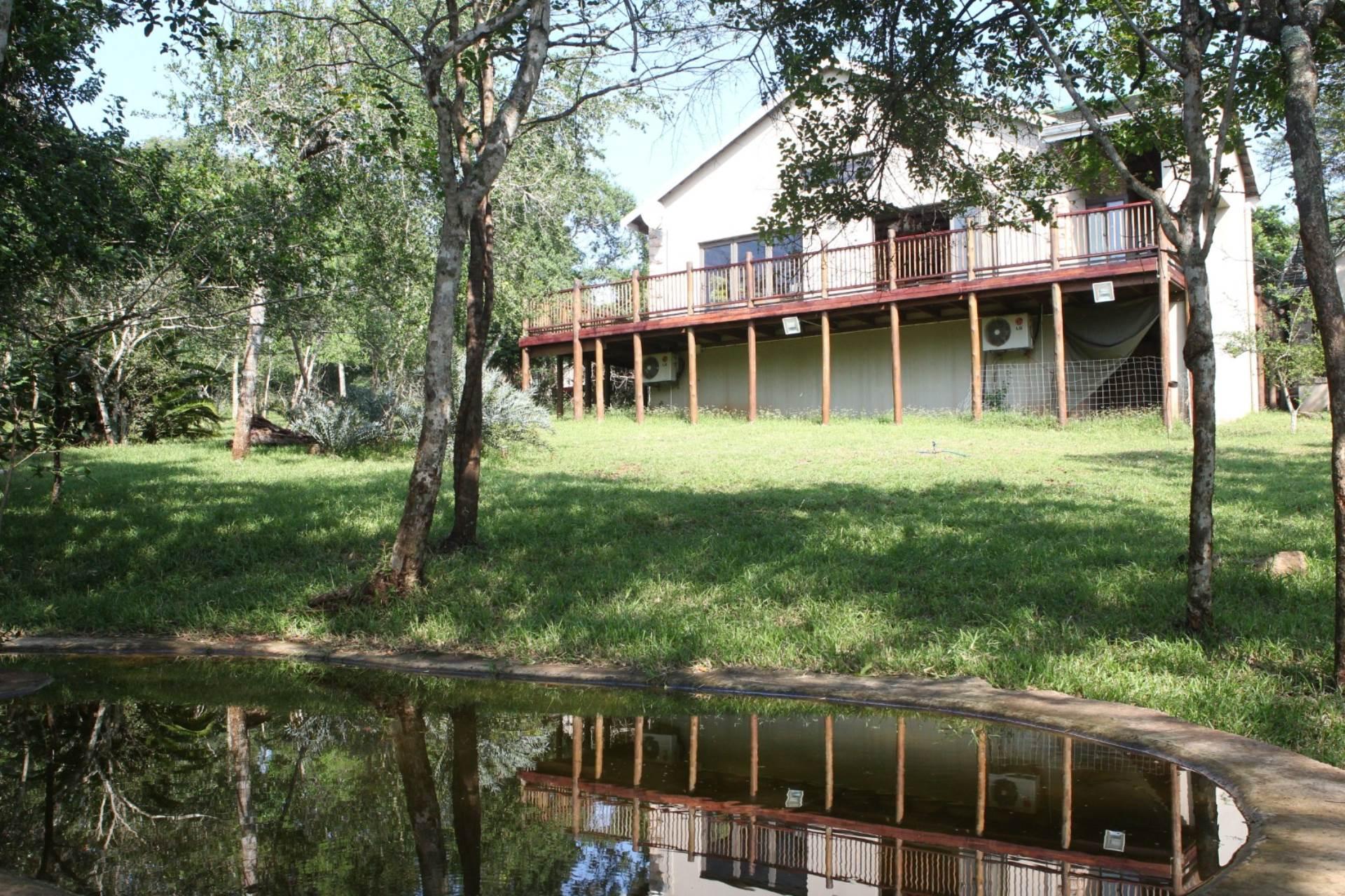 3 BedroomGame Farm Lodge For Sale In Hluhluwe