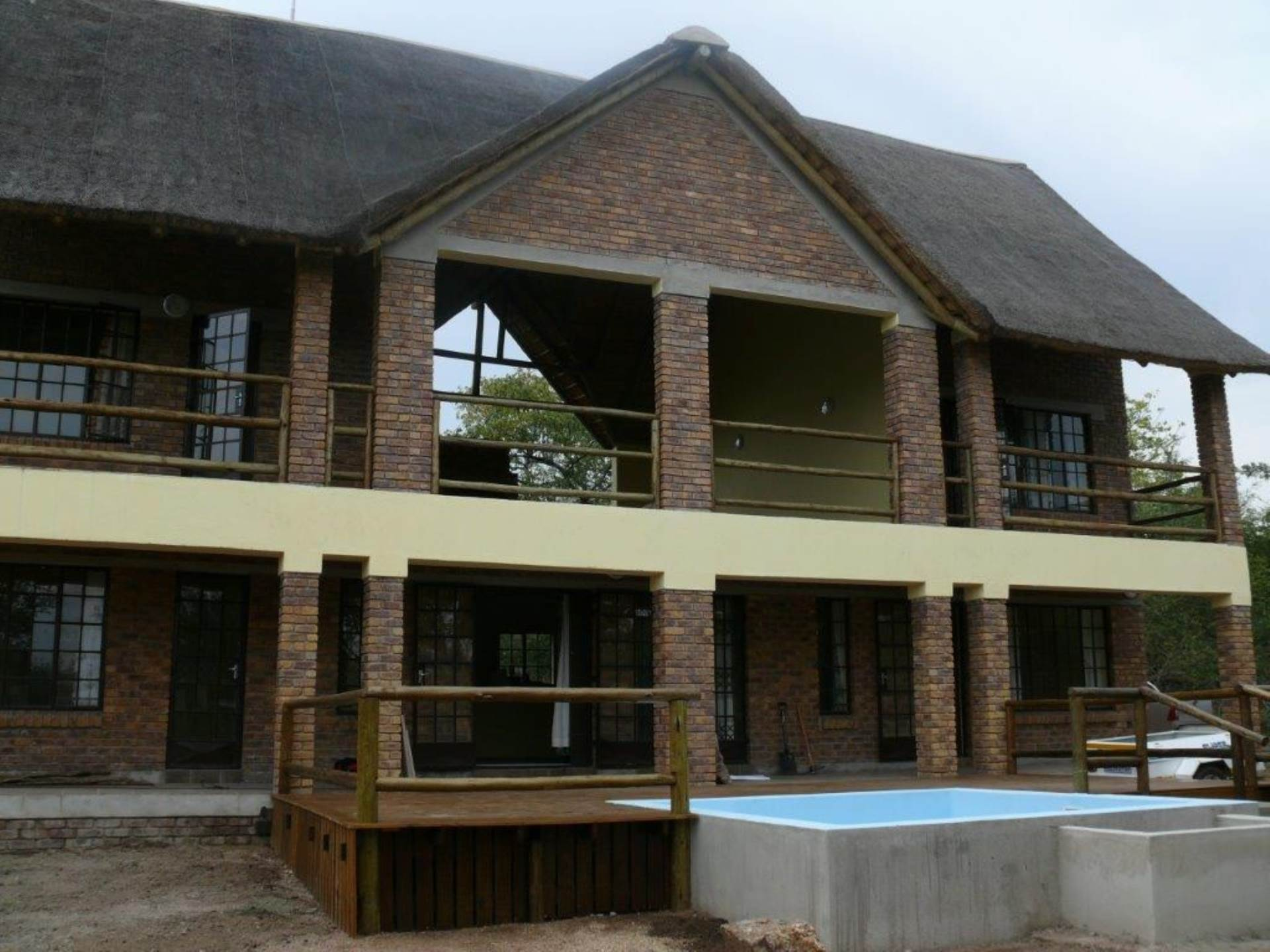 4 BedroomHouse For Sale In Marloth Park