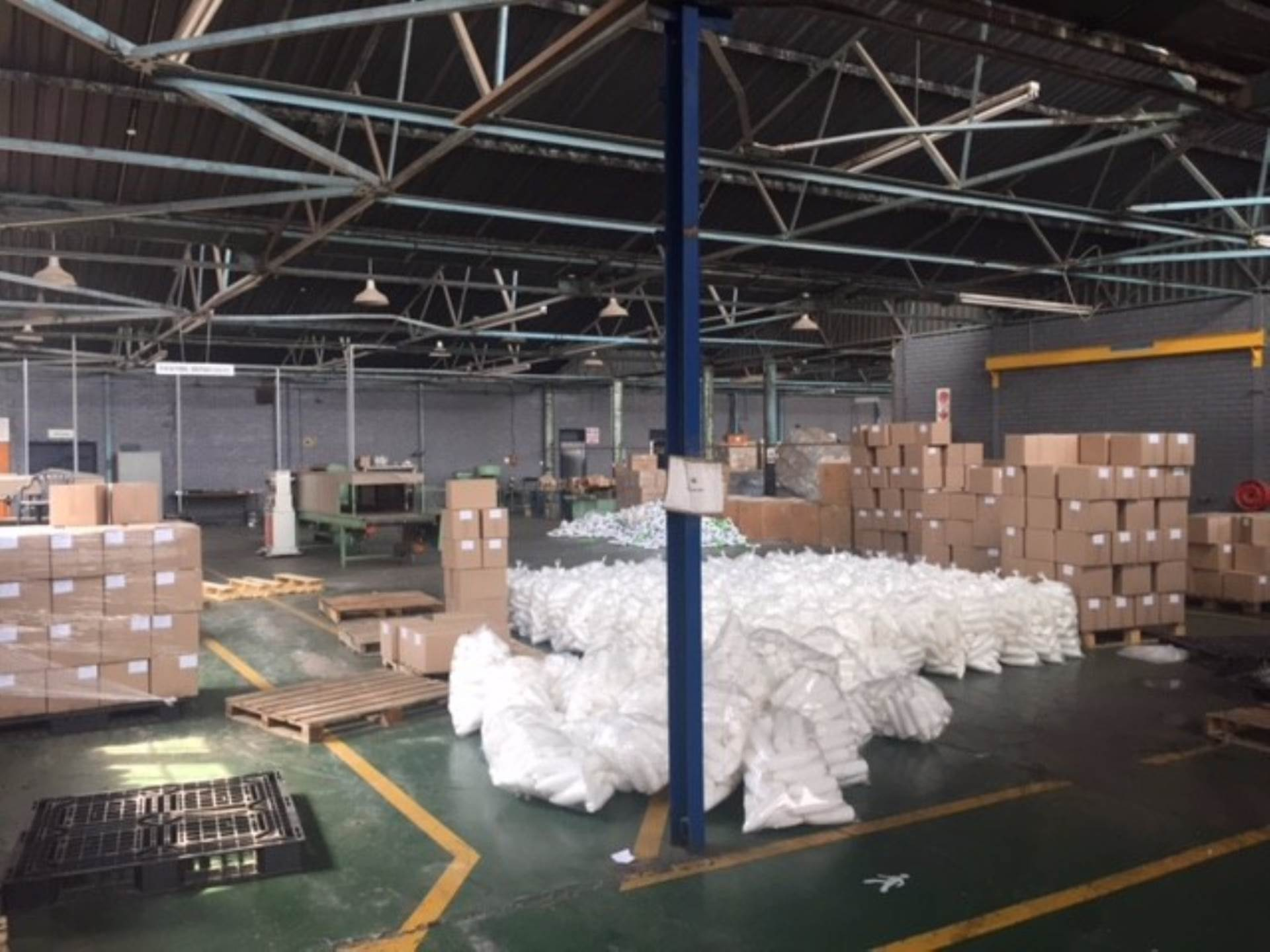 Industrial To Rent In Alrode