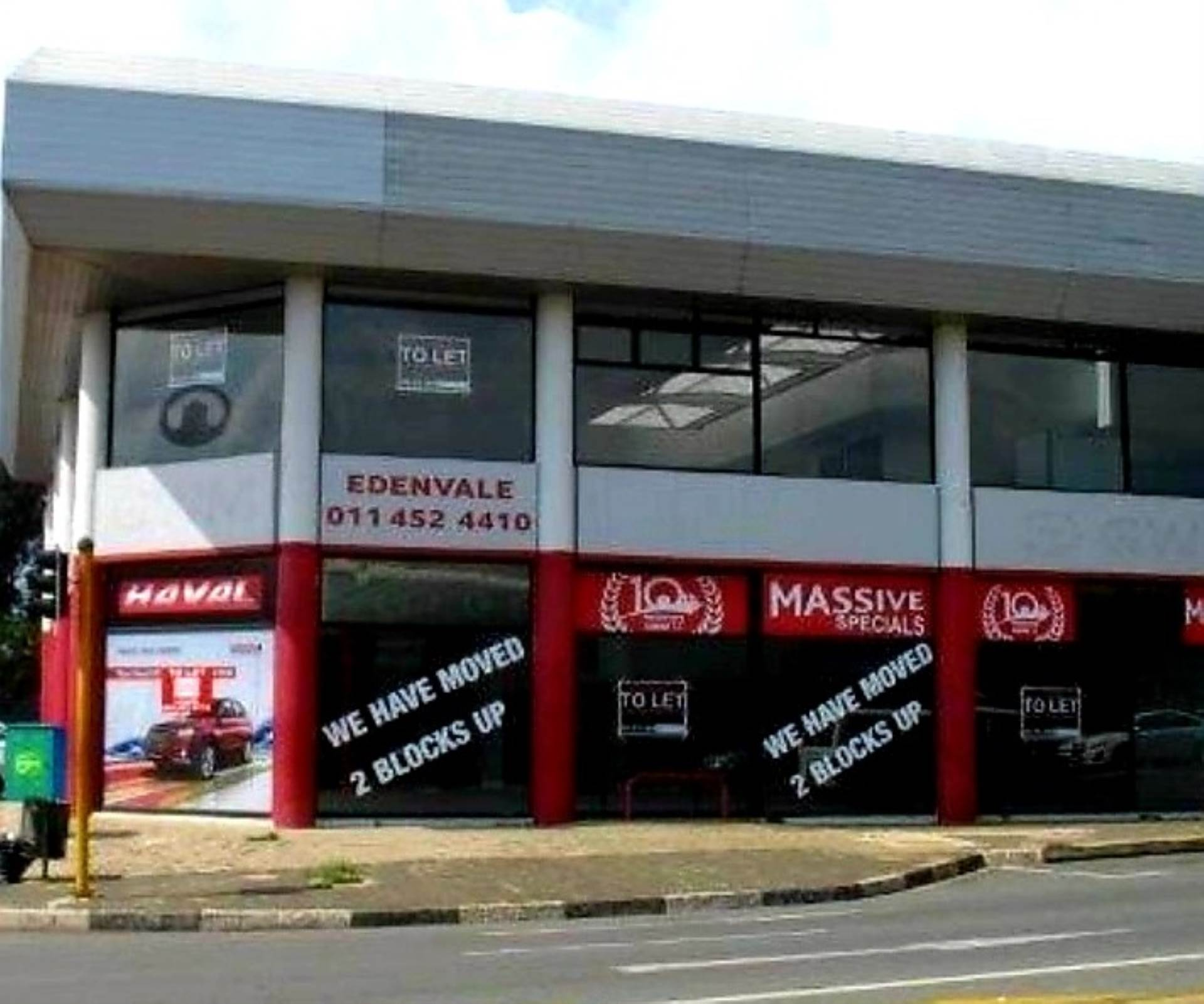 Retail To Rent In Edenvale