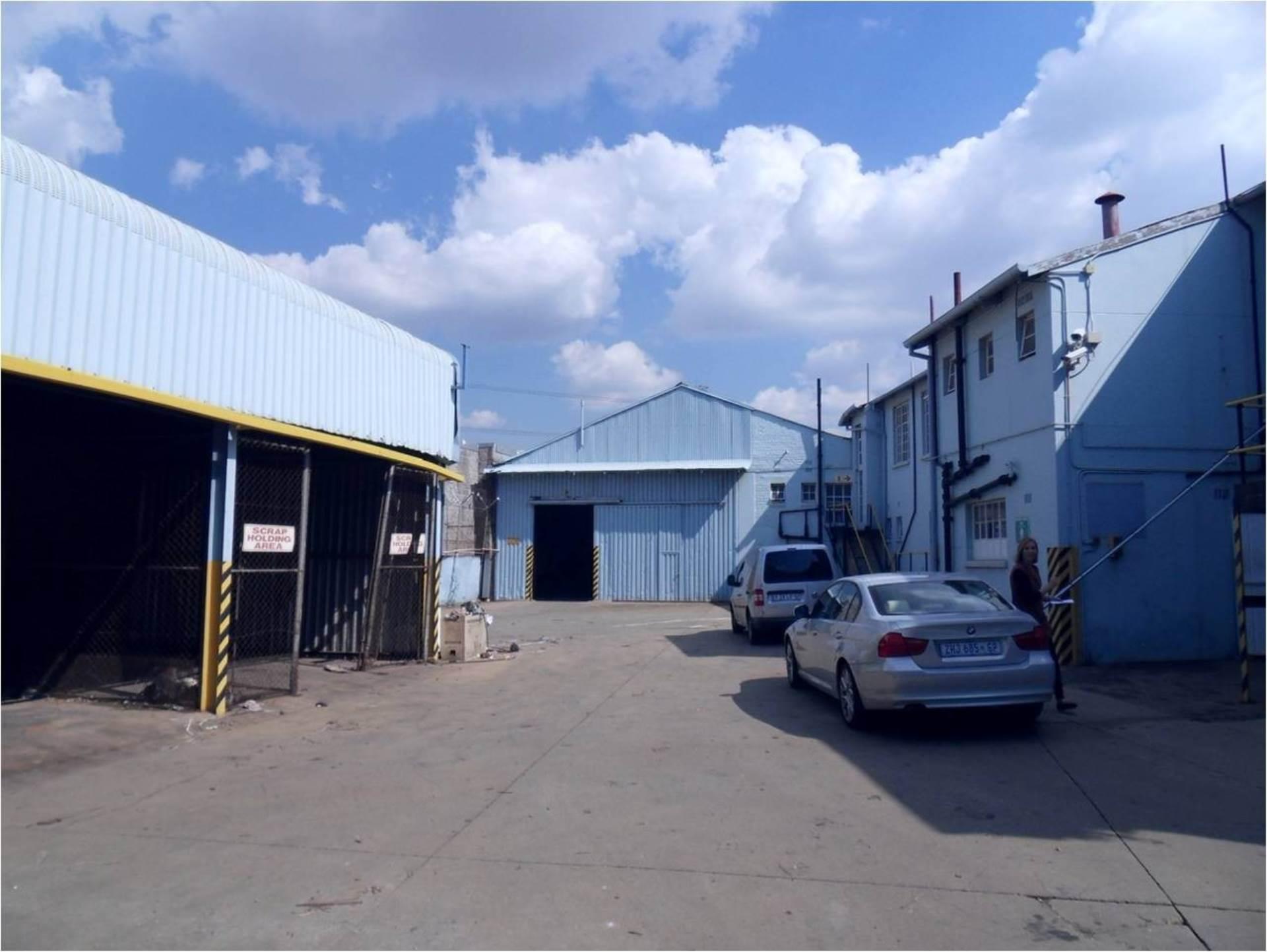 Industrial To Rent In Village Deep