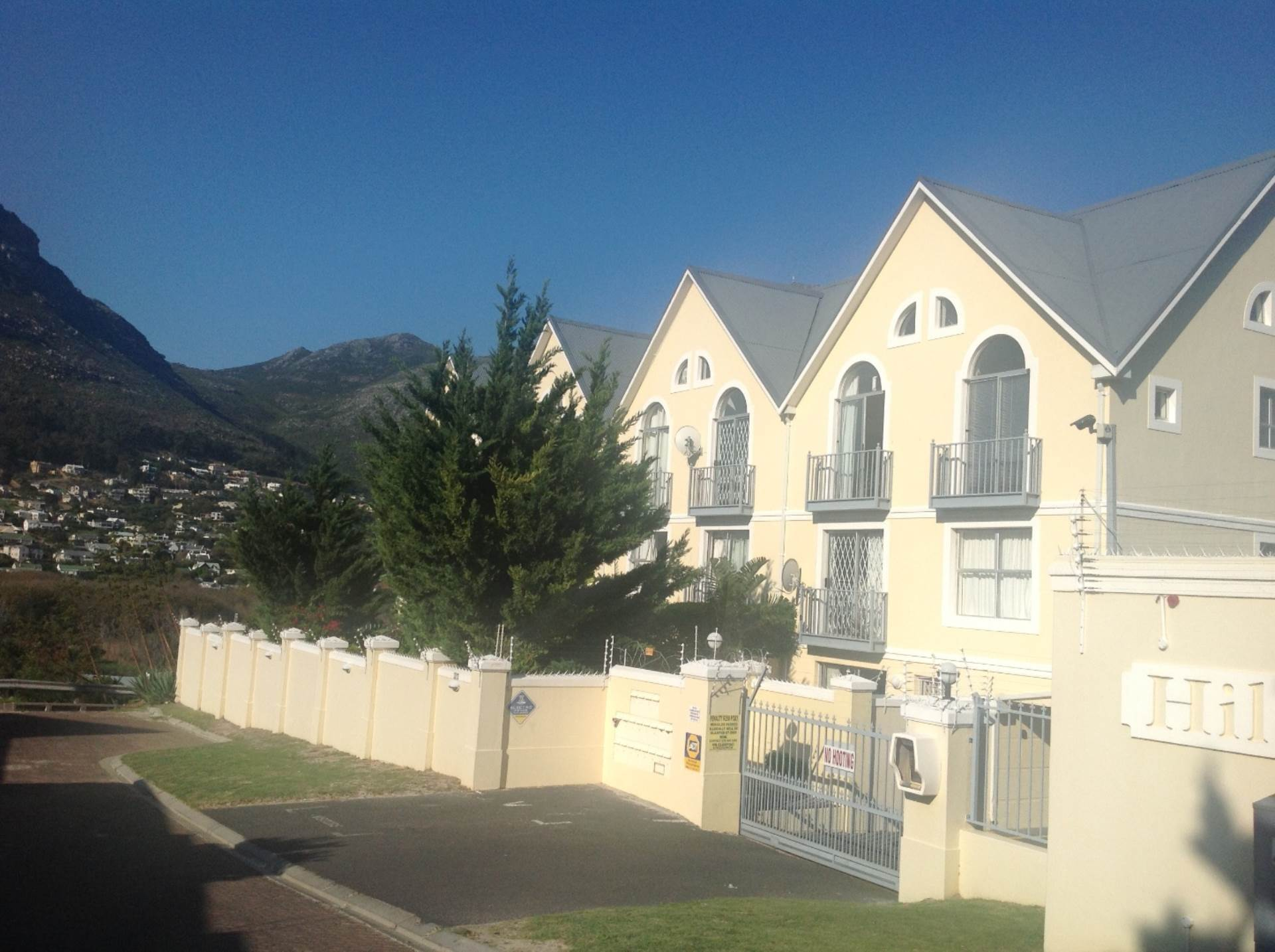 Property and Houses to rent in Hout Bay (All), Flats, 2 Bedrooms - ZAR ,  9,00*,M