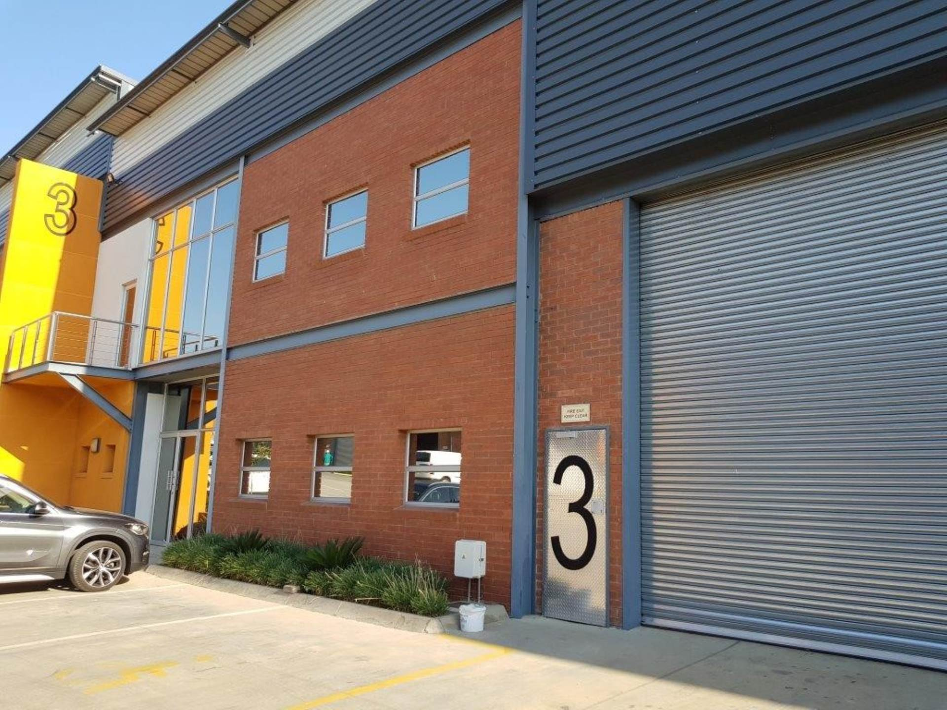 Industrial To Rent In Samrand Business Park