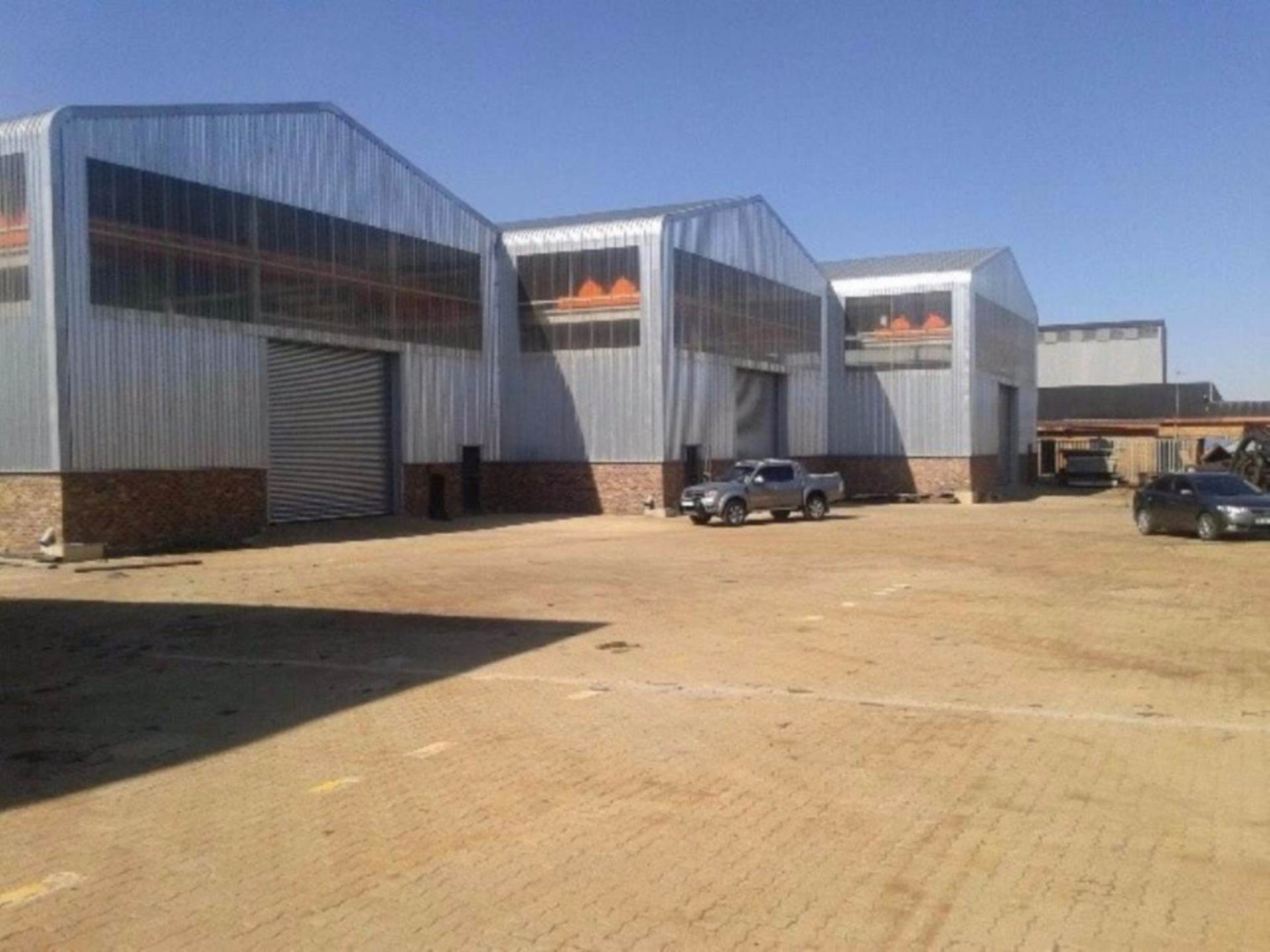 Industrial To Rent In Pretoriusstad