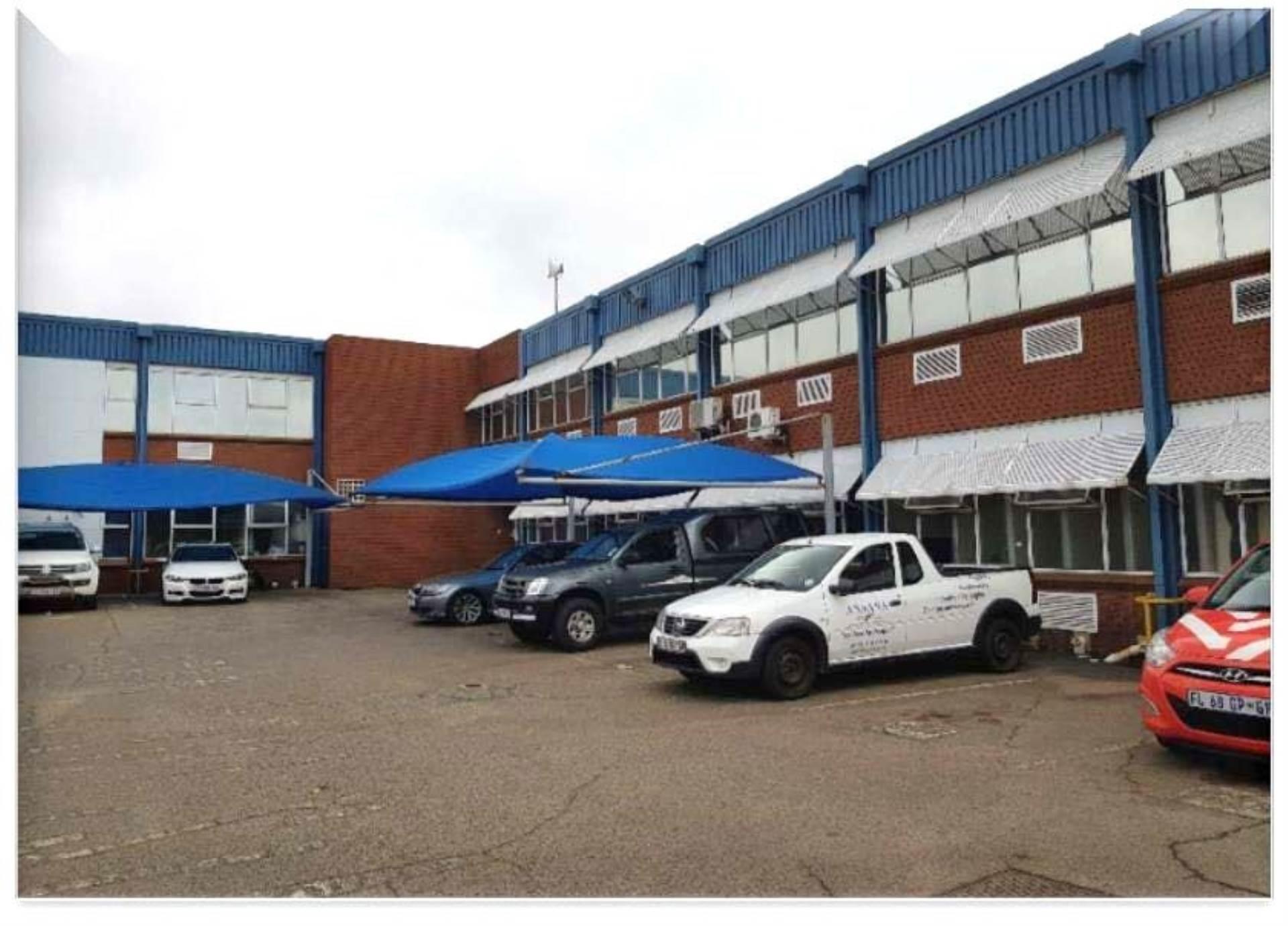 Industrial To Rent In Jet Park