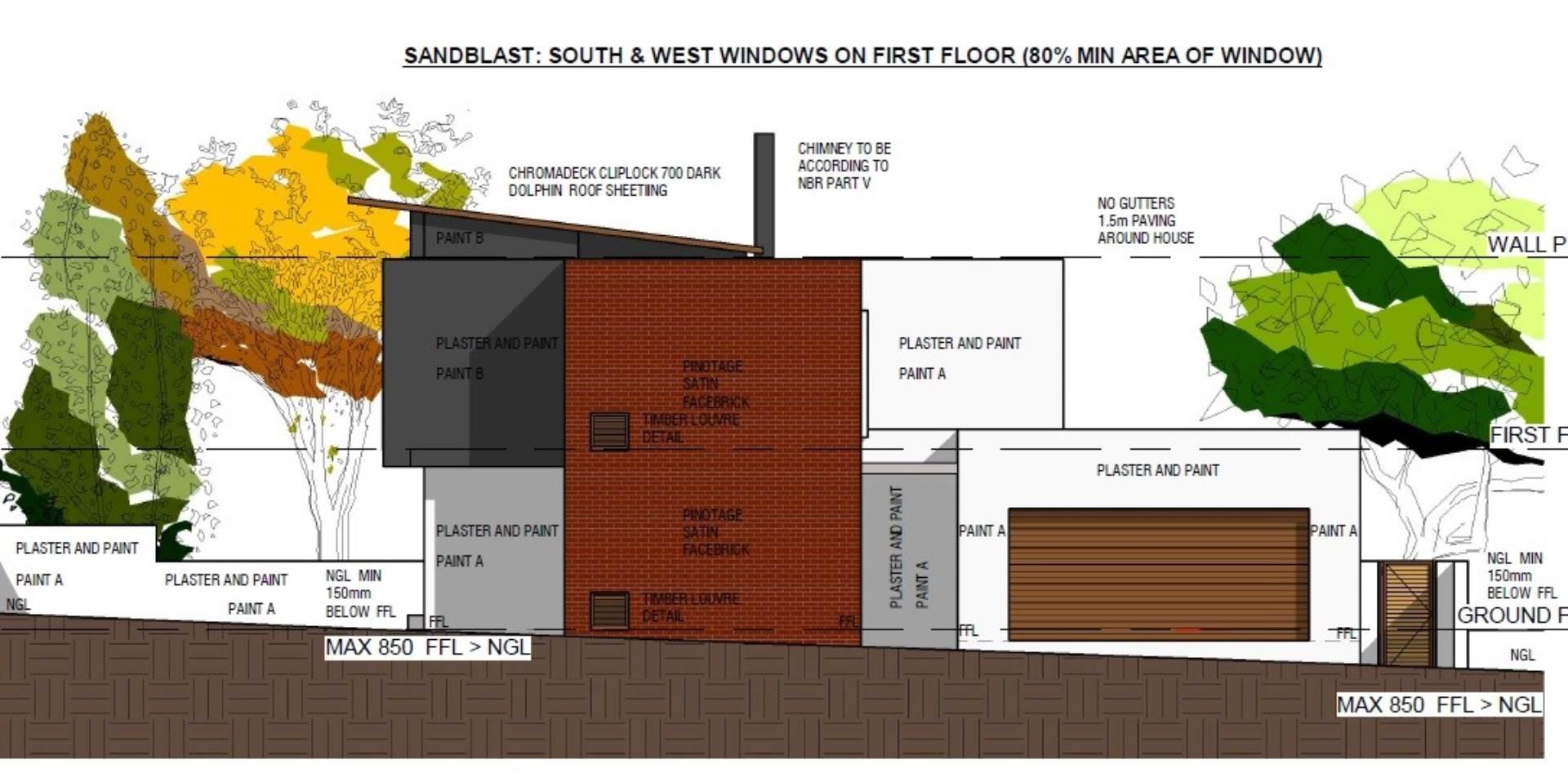 4 BedroomHouse For Sale In Midstream Estate