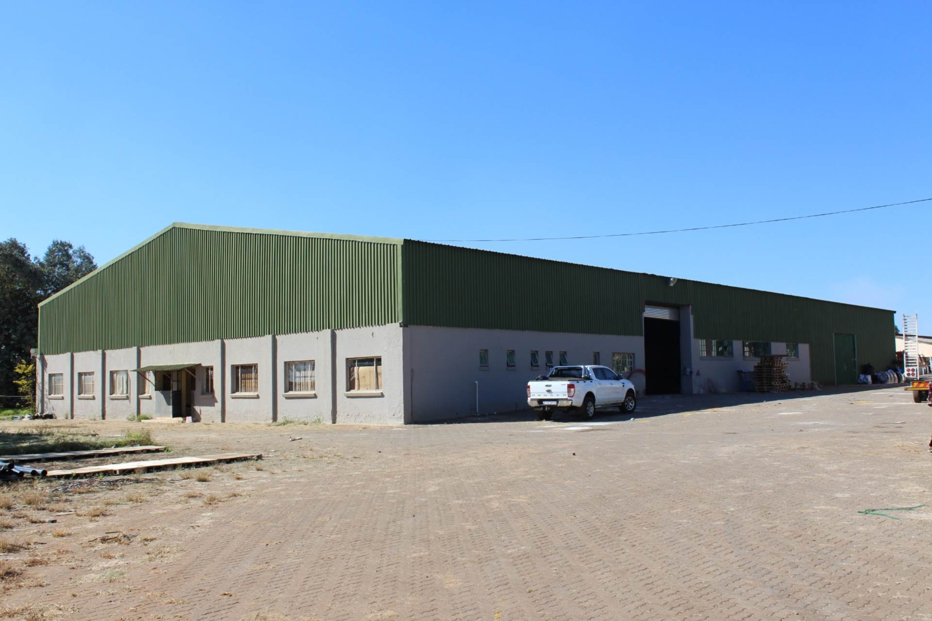 Industrial For Sale In Benoni