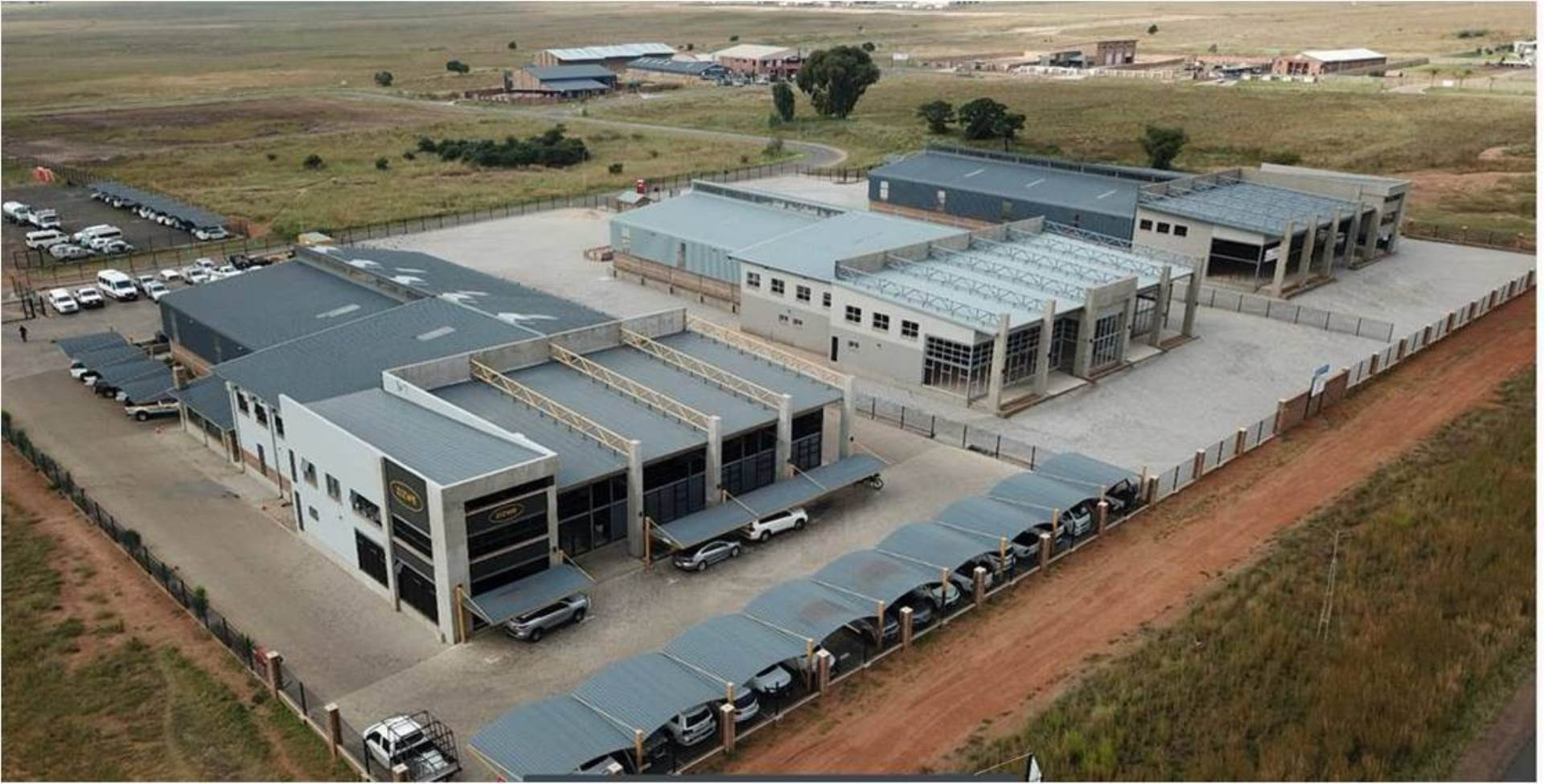 Industrial For Sale In Middelburg