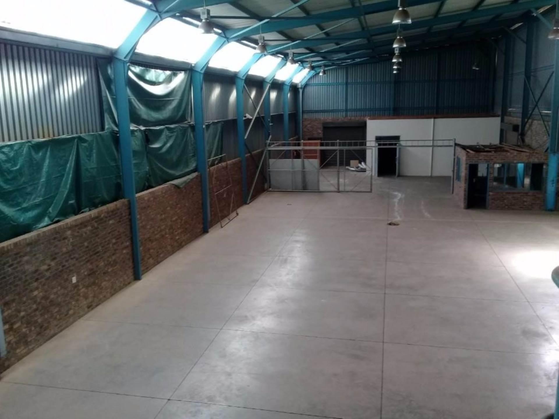 Industrial For Sale In Randjespark