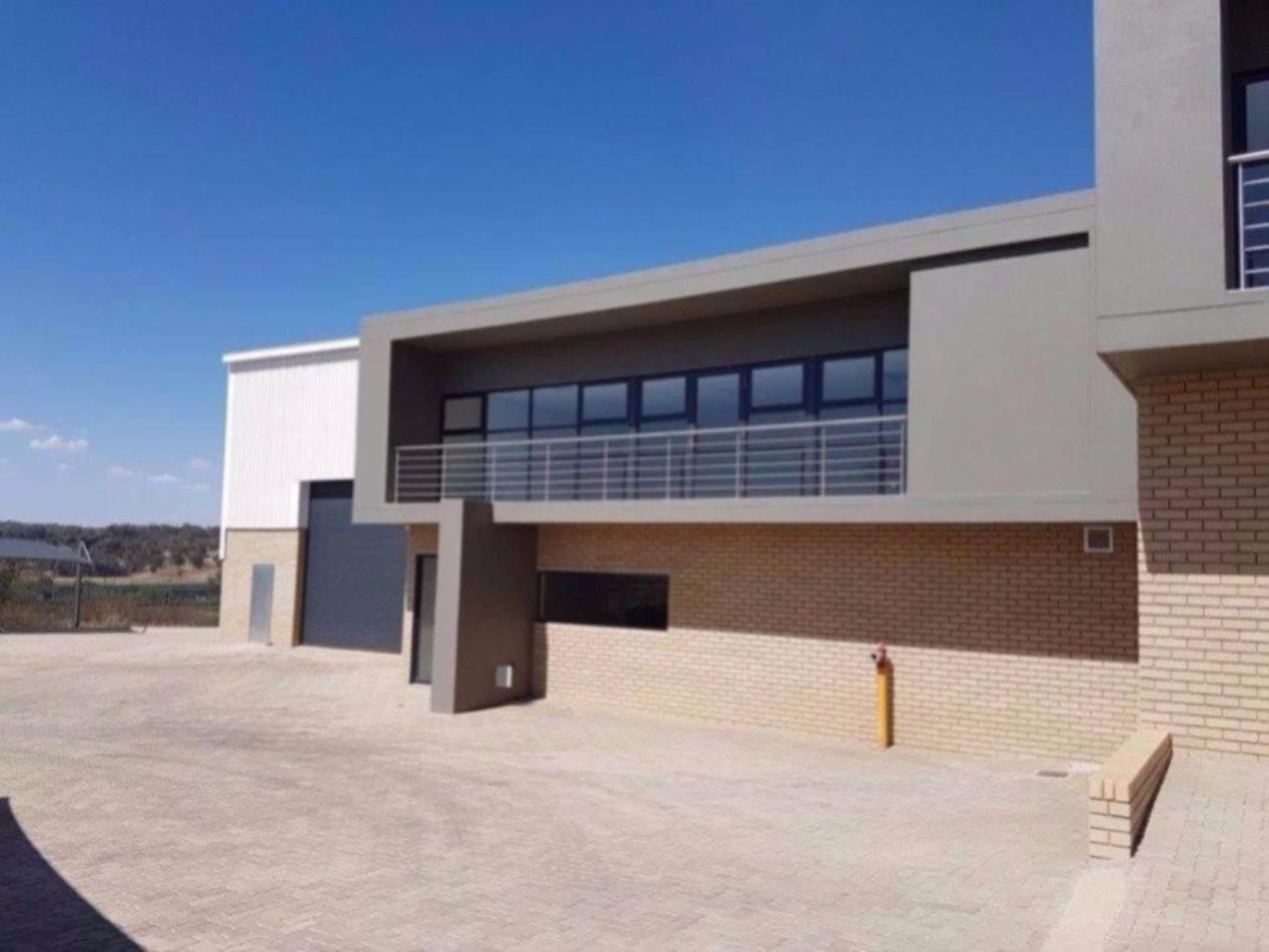 Industrial To Rent In Longmeadow