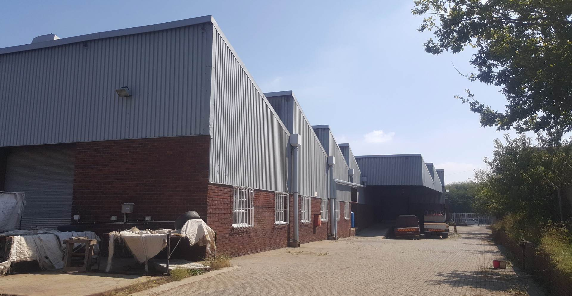 Industrial To Rent In Spartan