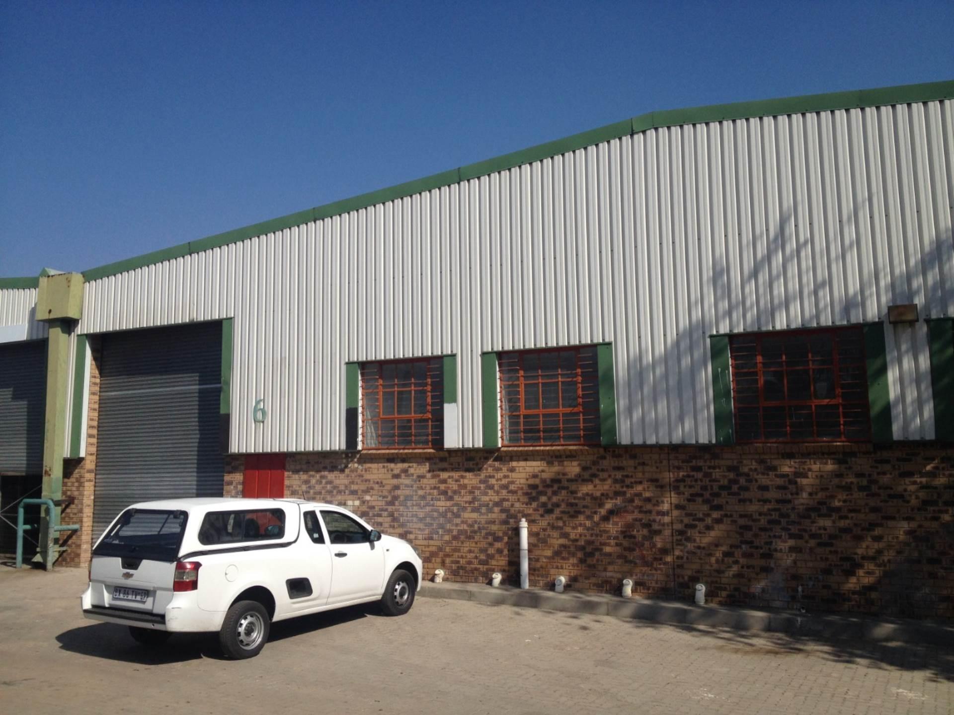 Industrial To Rent In Kya Sands