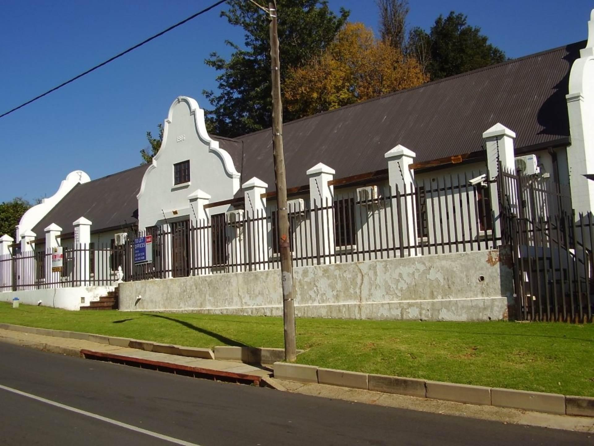 Office To Rent In Randburg