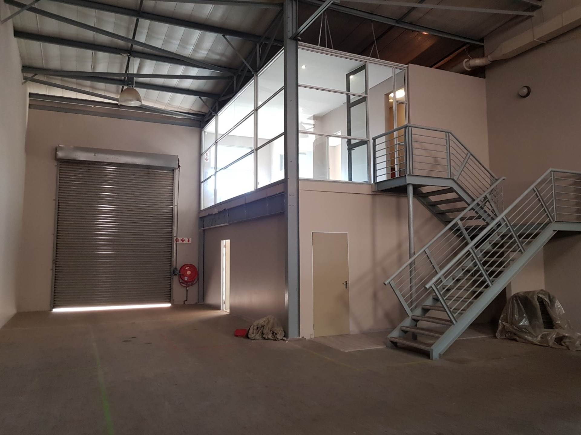 Industrial To Rent In Randjespark