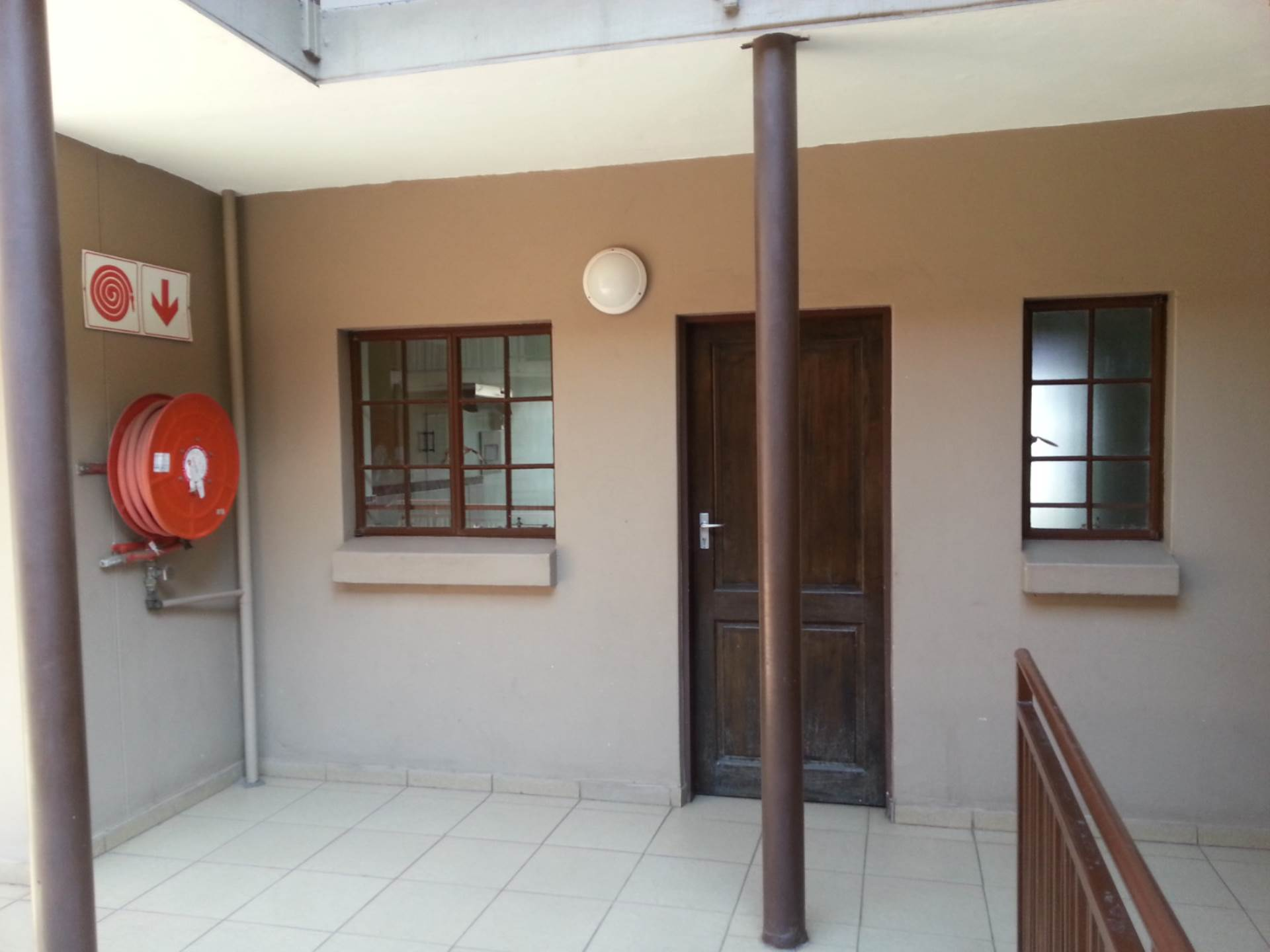 1 BedroomFlat To Rent In Witbank Ext 5