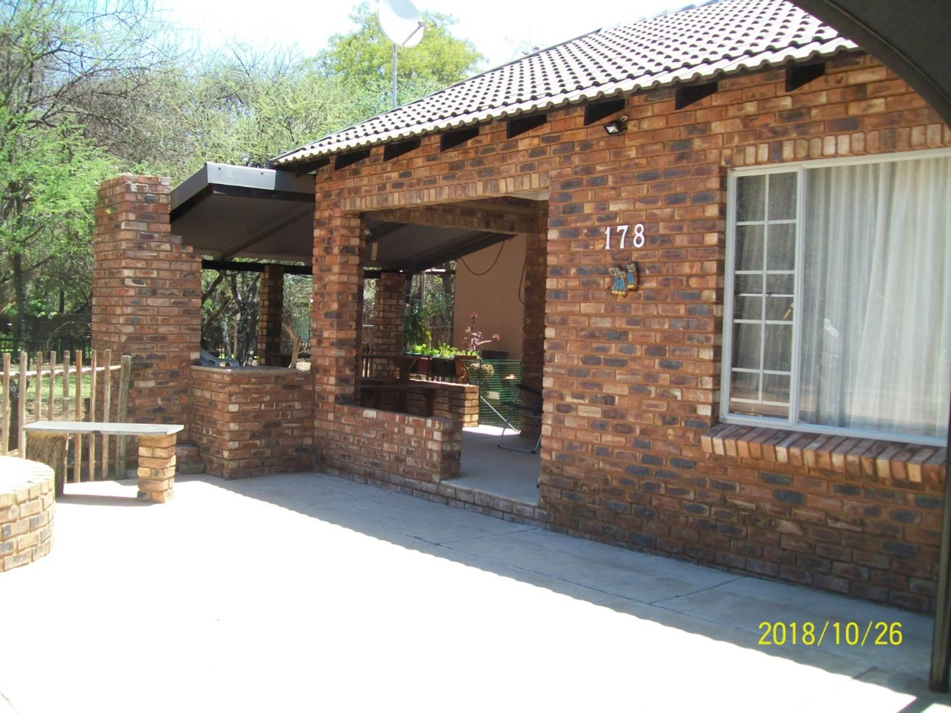 Leeupoort, Leeupoort Property  | Houses For Sale Leeupoort, LEEUPOORT, House 2 bedrooms property for sale Price:740,000