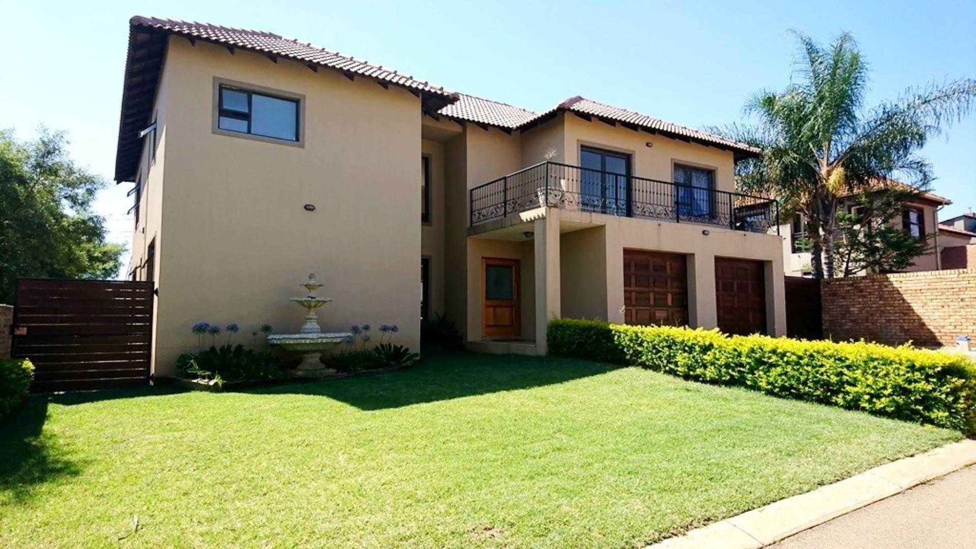 Pretoria, Wapadrand Property  | Houses For Sale Wapadrand, WAPADRAND, House 4 bedrooms property for sale Price:2,750,000