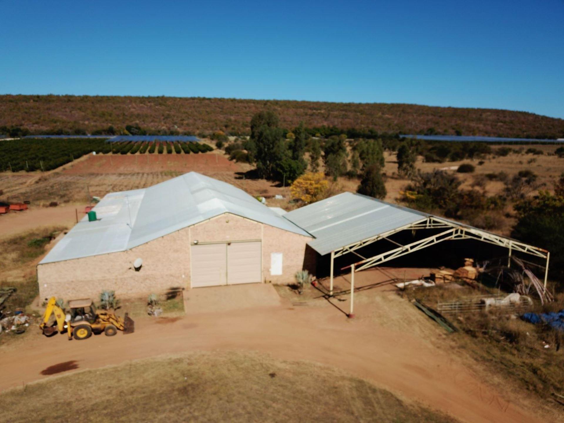 Farm For Sale in Modimolle Rural