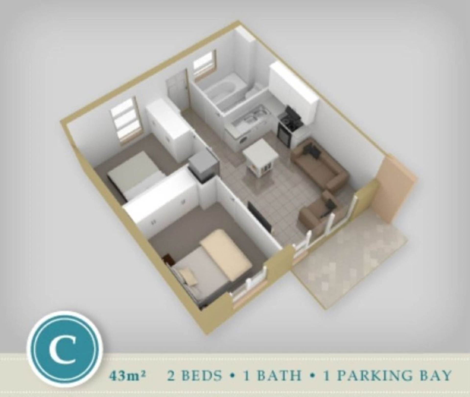 Apartment For Sale in Buhrein