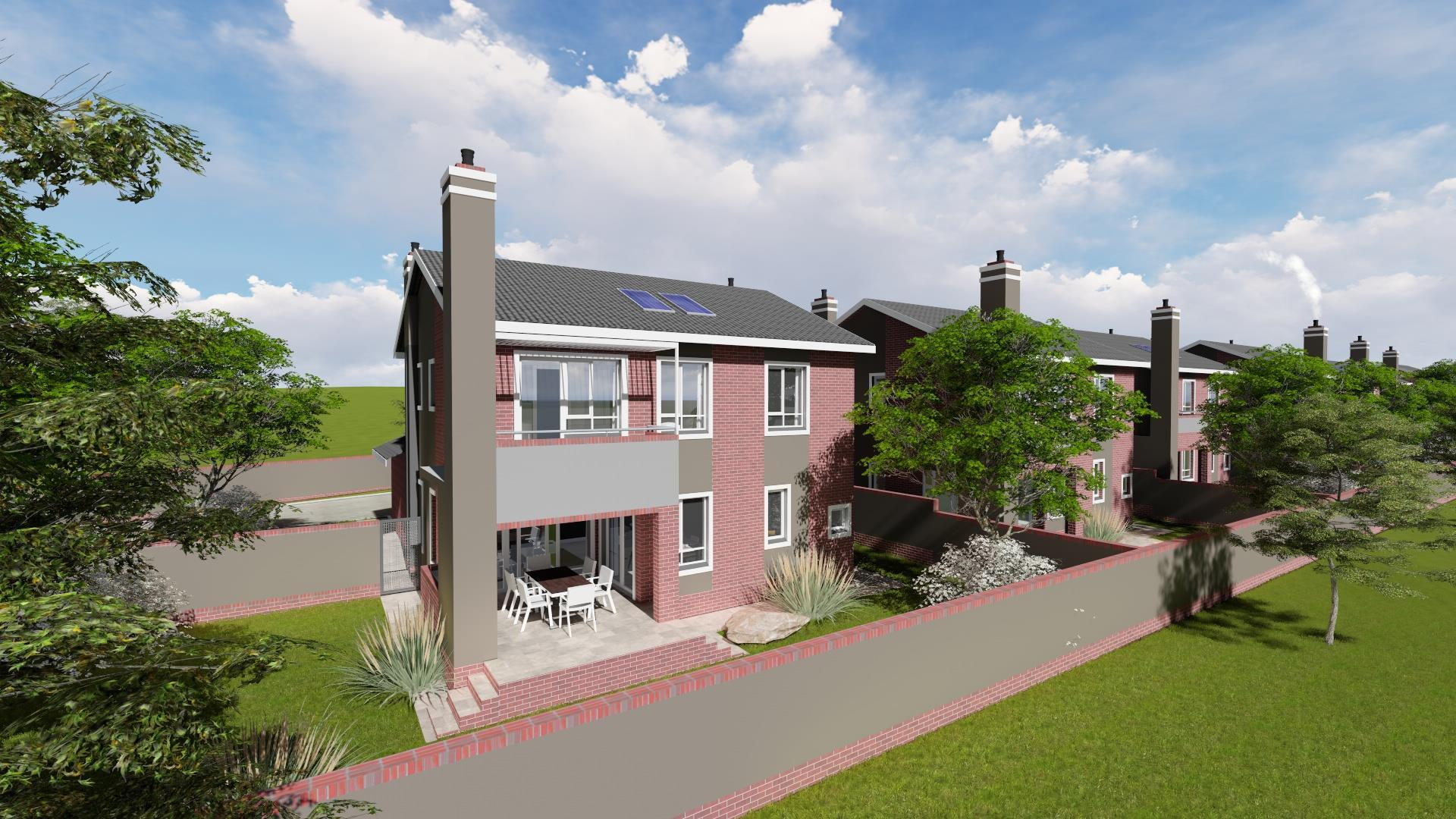 3 BedroomTownhouse For Sale In Somerton Estate
