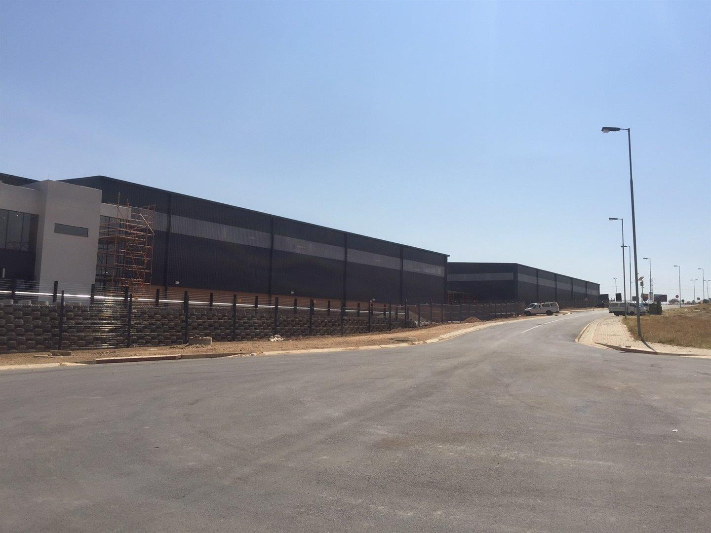 Industrial To Rent In Centurion Central