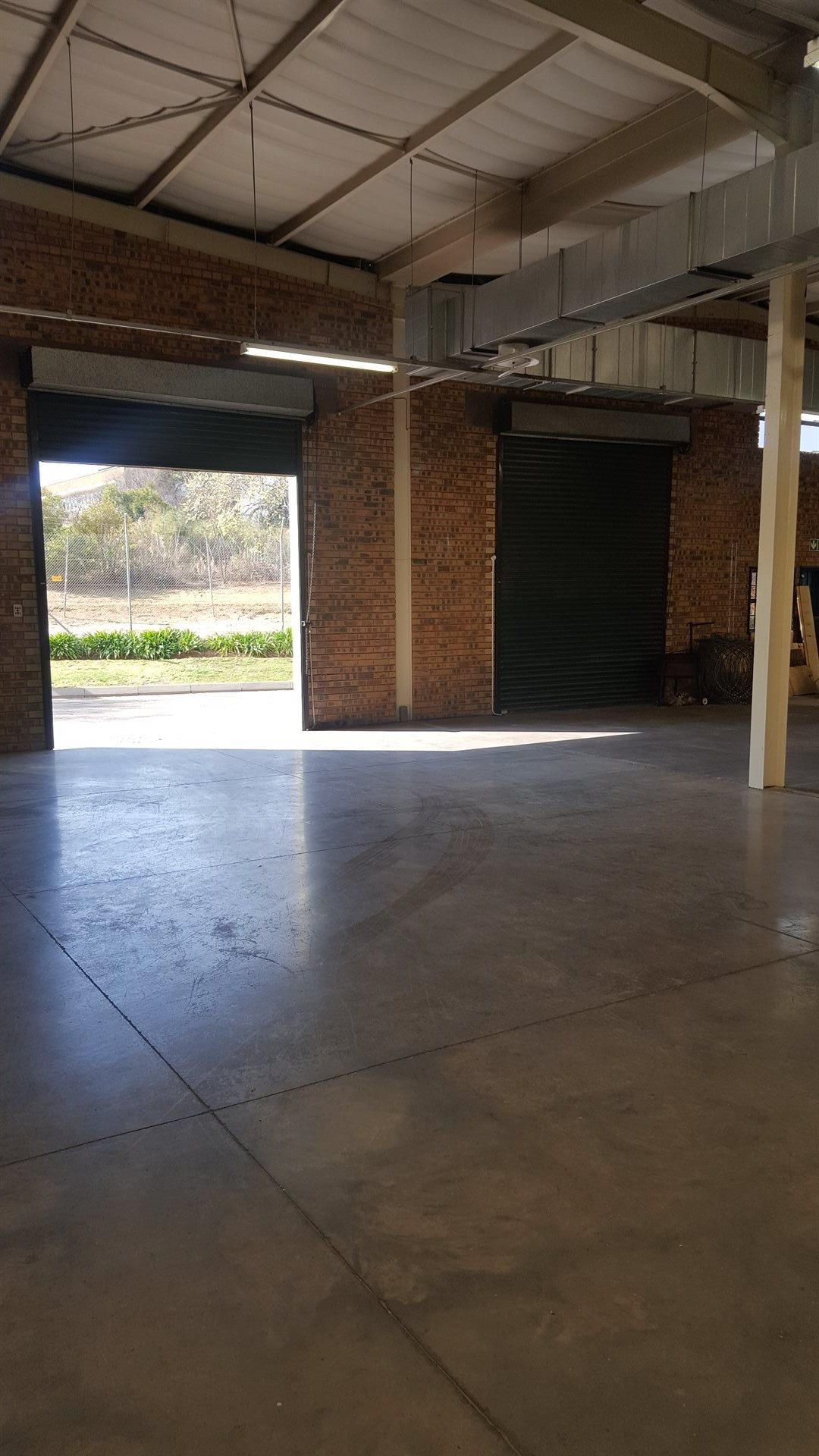 Industrial To Rent In Silverton