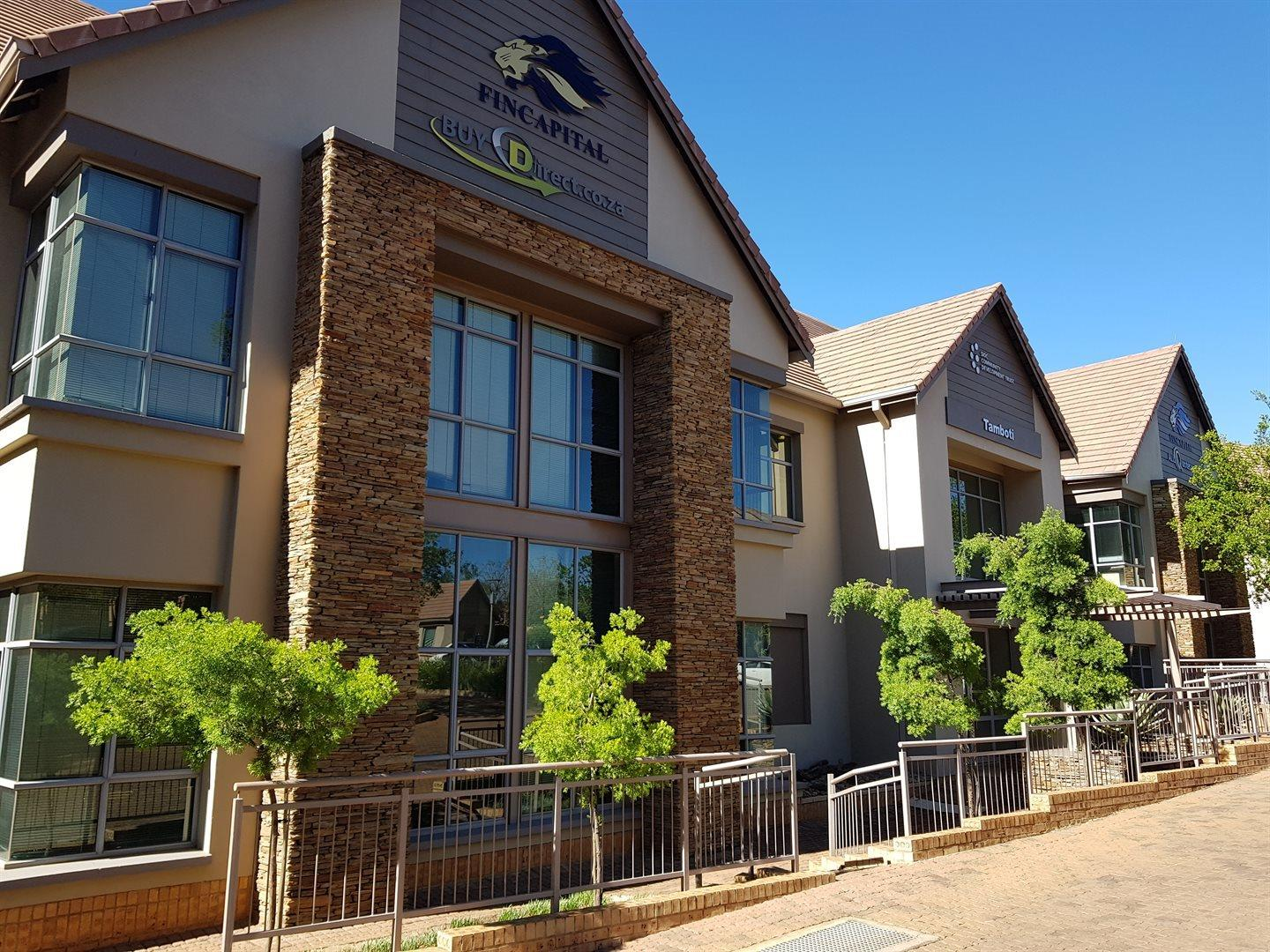 Office To Rent In Doringkloof