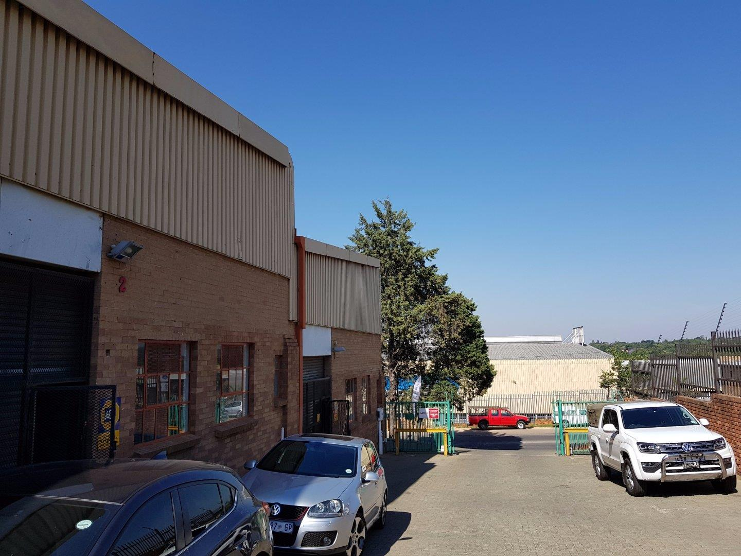 Industrial To Rent In Lyttelton Manor
