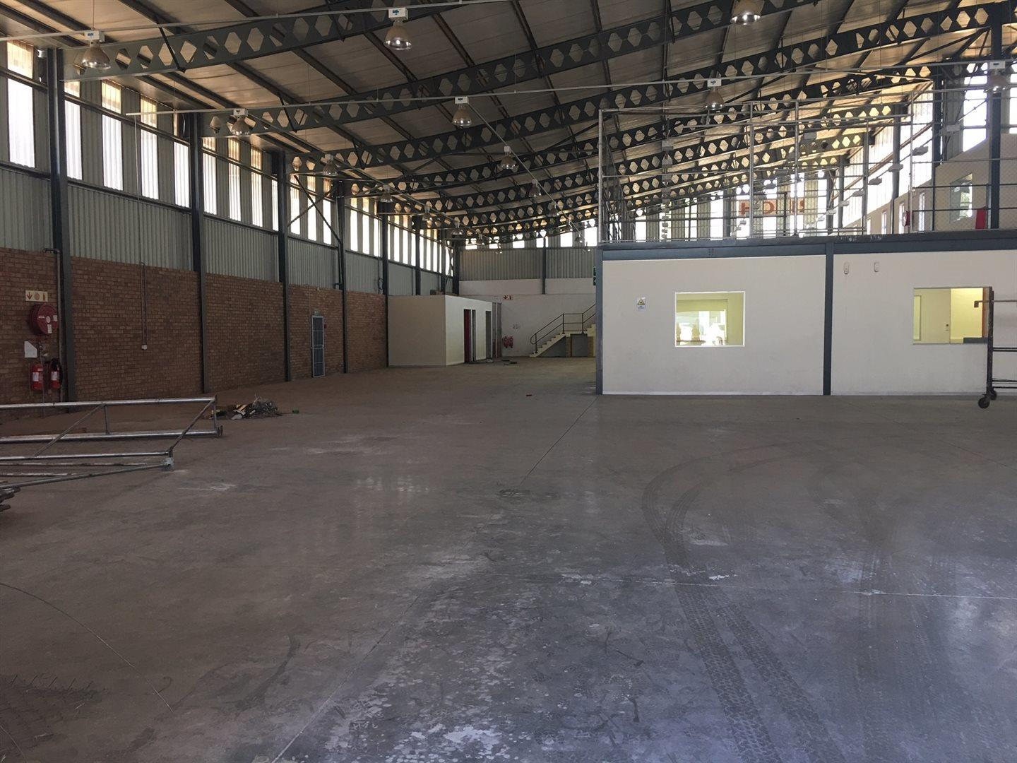 Industrial To Rent In Meadowdale