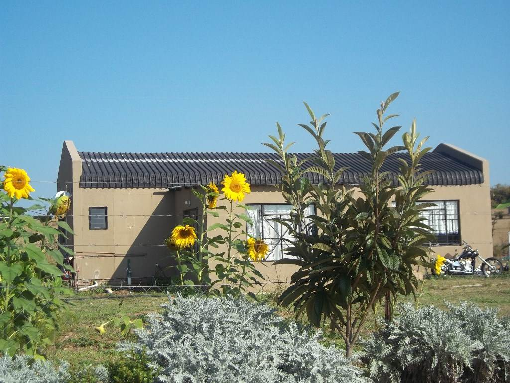 3 BedroomSmall Holding For Sale In Leeukuil A H