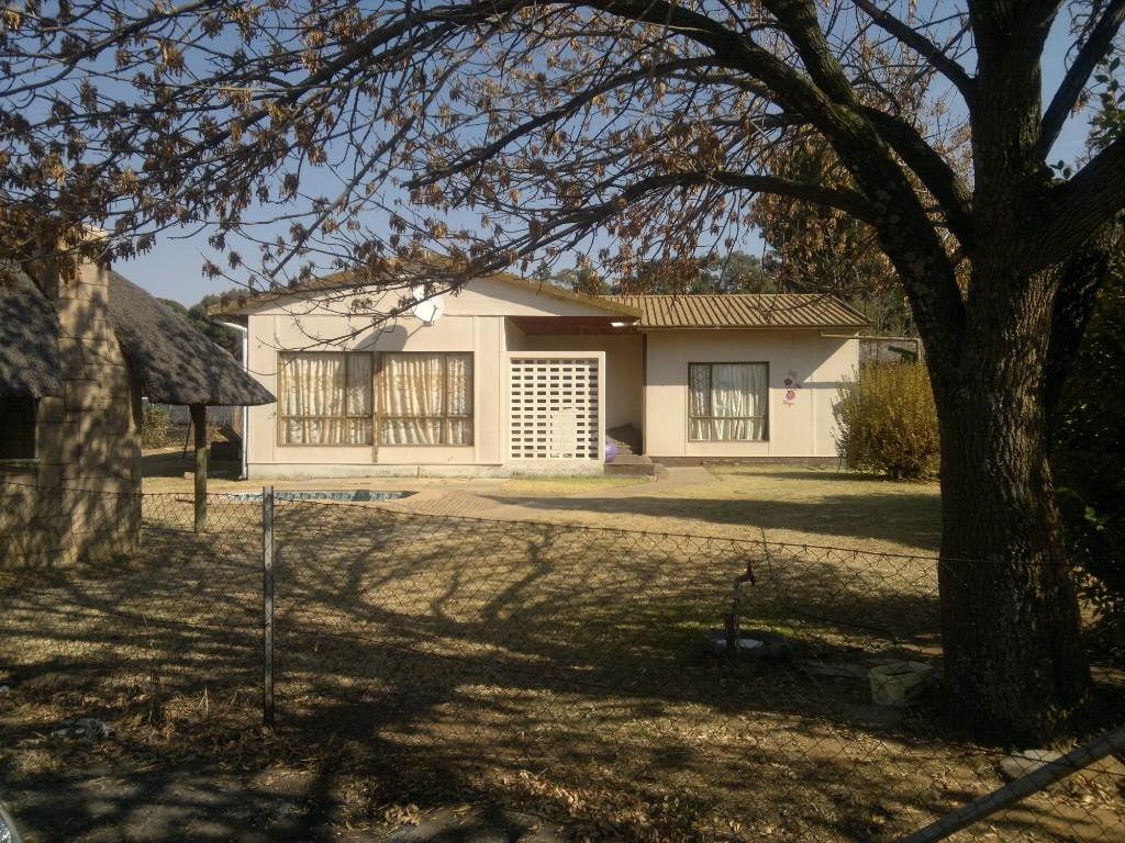 3 BedroomHouse For Sale In Grootvlei