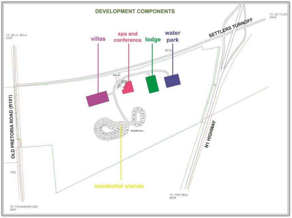 Vacant Land Residential For Sale In Bela Bela (Warmbaths)