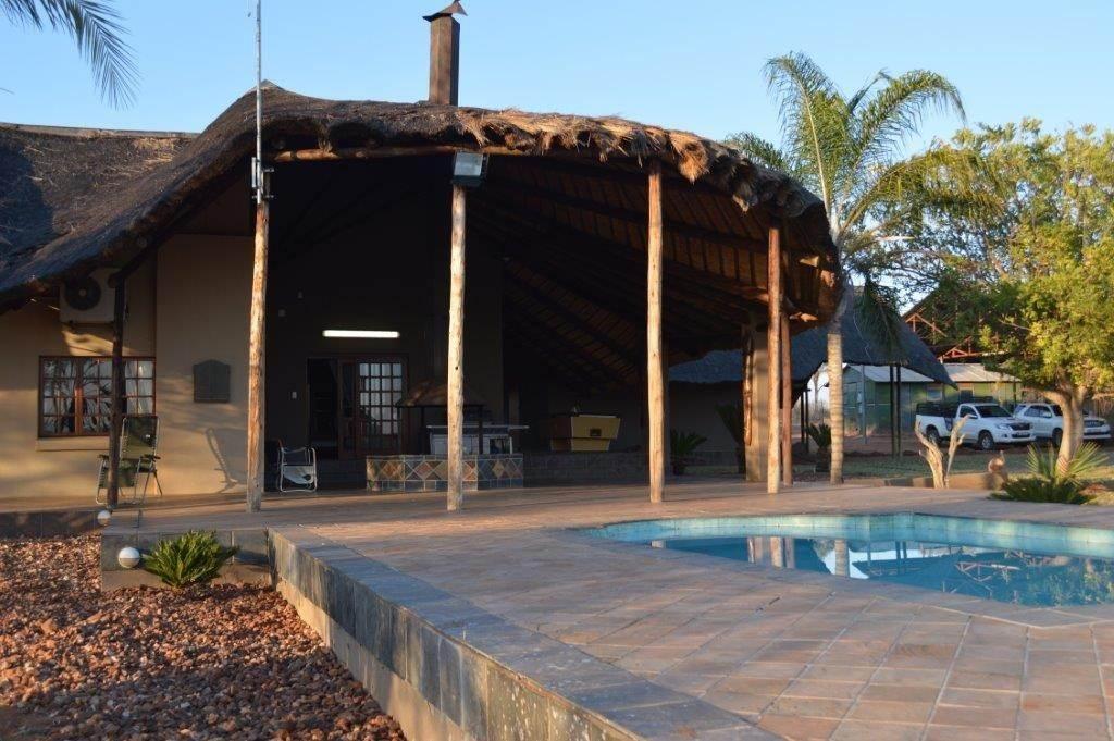 Game Farm Lodge For Sale In Alldays