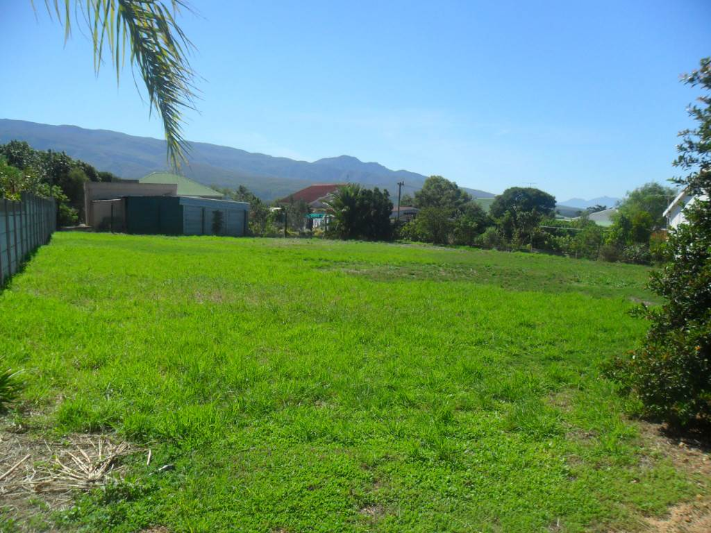 Vacant Land Residential For Sale In Riviersonderend