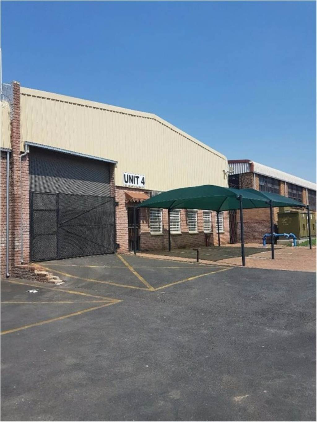 Industrial To Rent In Stormill