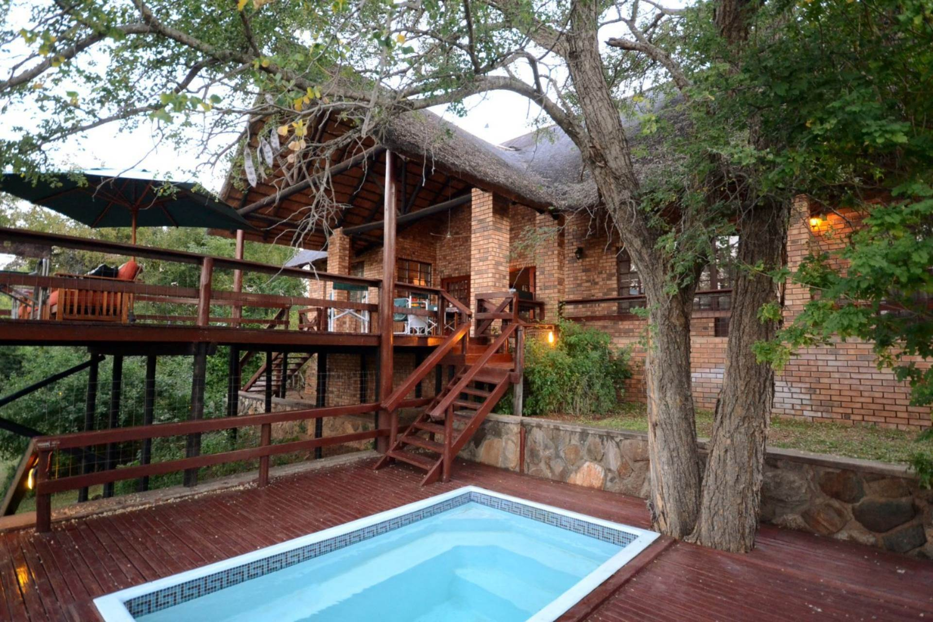 4 BedroomHouse For Sale In Grietjie Game Reserve